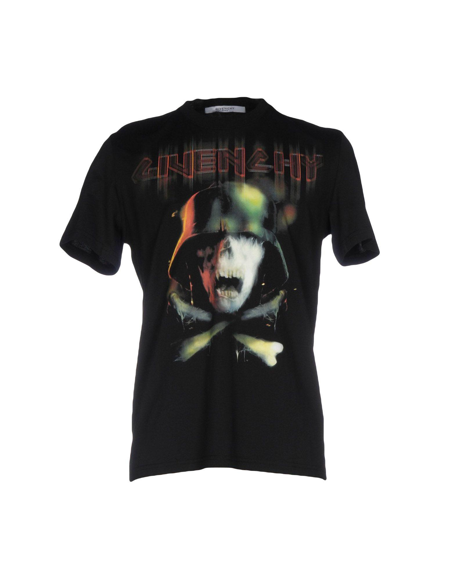 Lyst Givenchy T Shirt In Black For Men