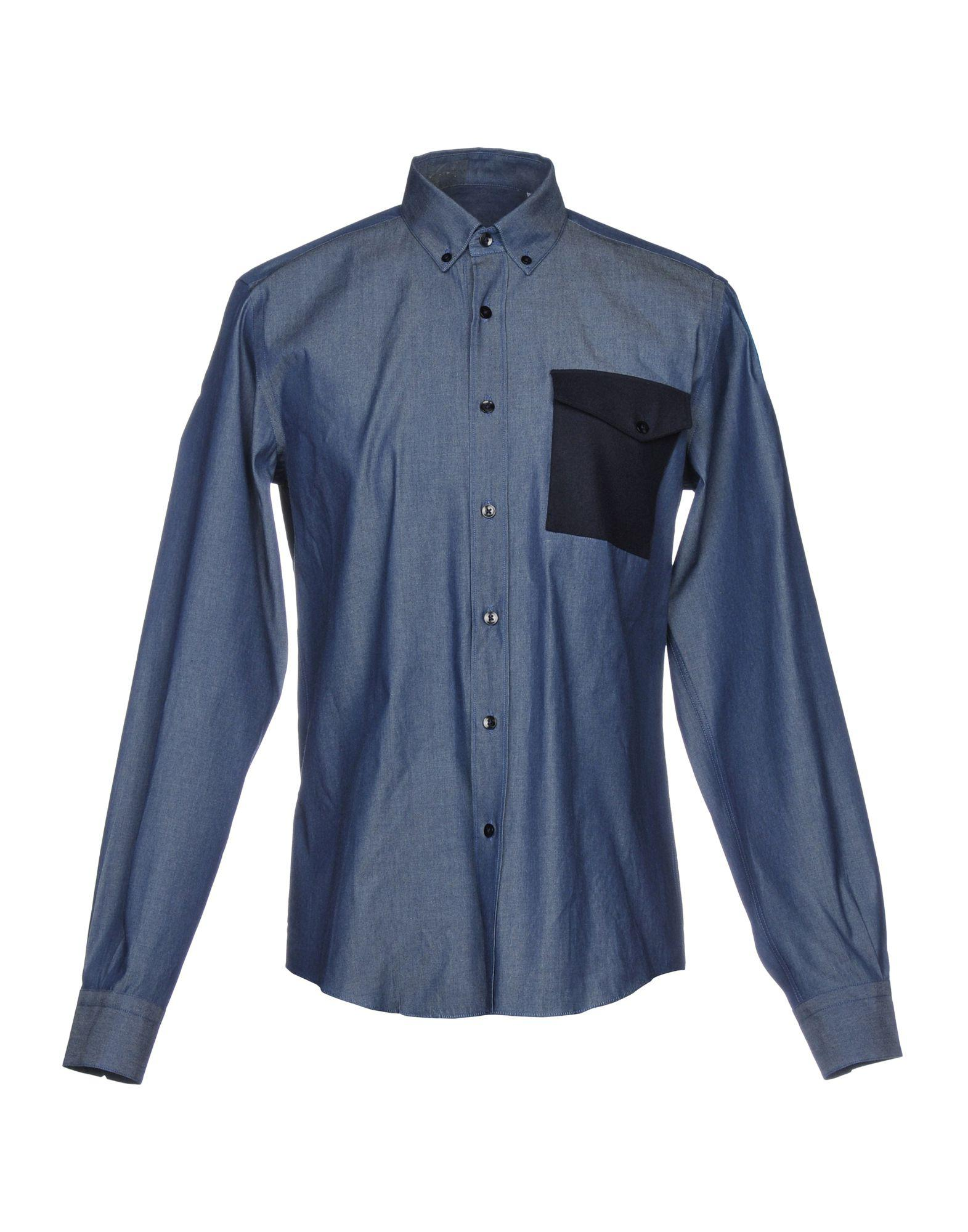DENIM - Denim shirts low brand Outlet Inexpensive Manchester Free Shipping Cheap Real 30EtHKzh