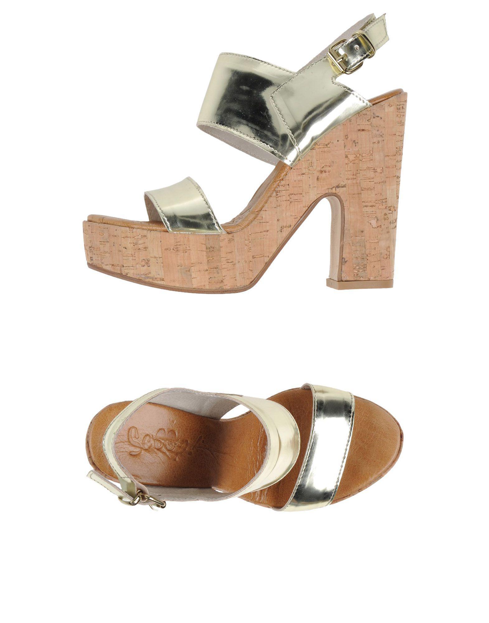FOOTWEAR - Sandals Scoop! 2gJ7Kv