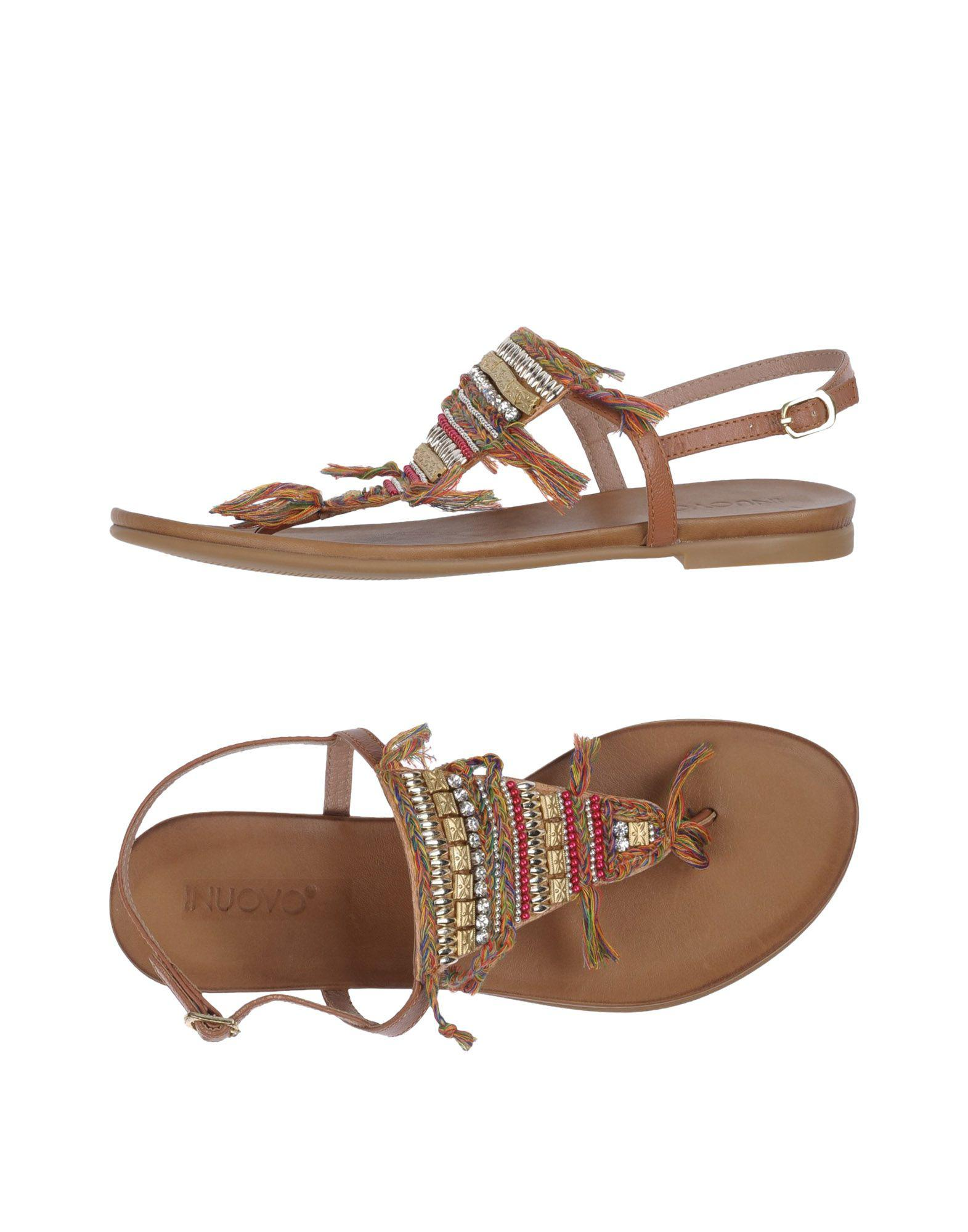 FOOTWEAR - Toe post sandals Inuovo 1n0Gn
