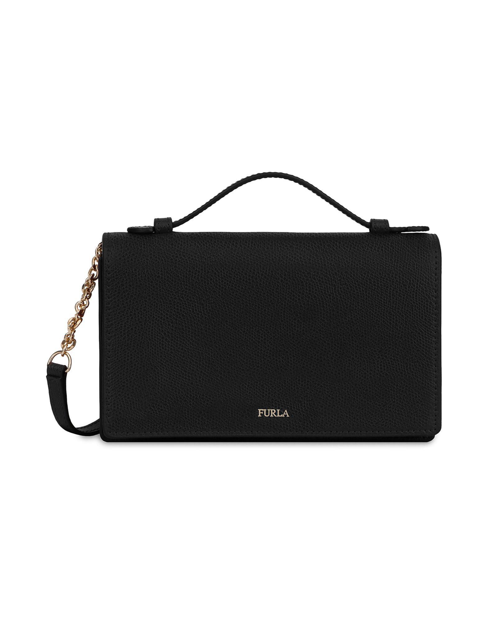 8f3d398267a6 Furla - Black Handbag - Lyst. View fullscreen