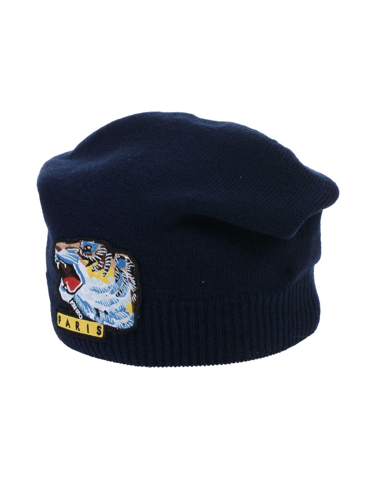 Kenzo Hat in Blue for Men - Lyst 3f4f41c2bdf