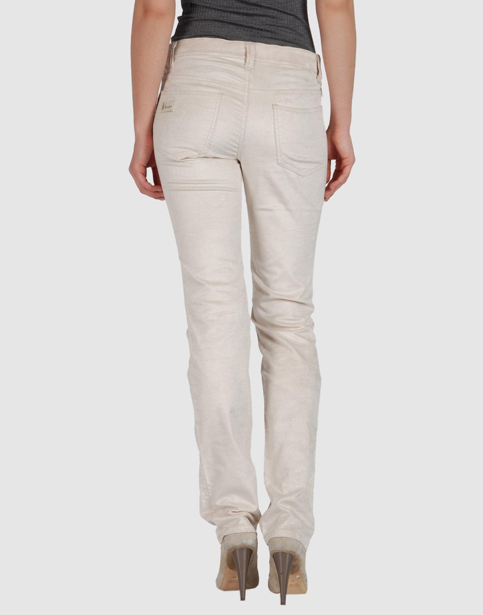06118cade034 Lyst - Pantalon Versace