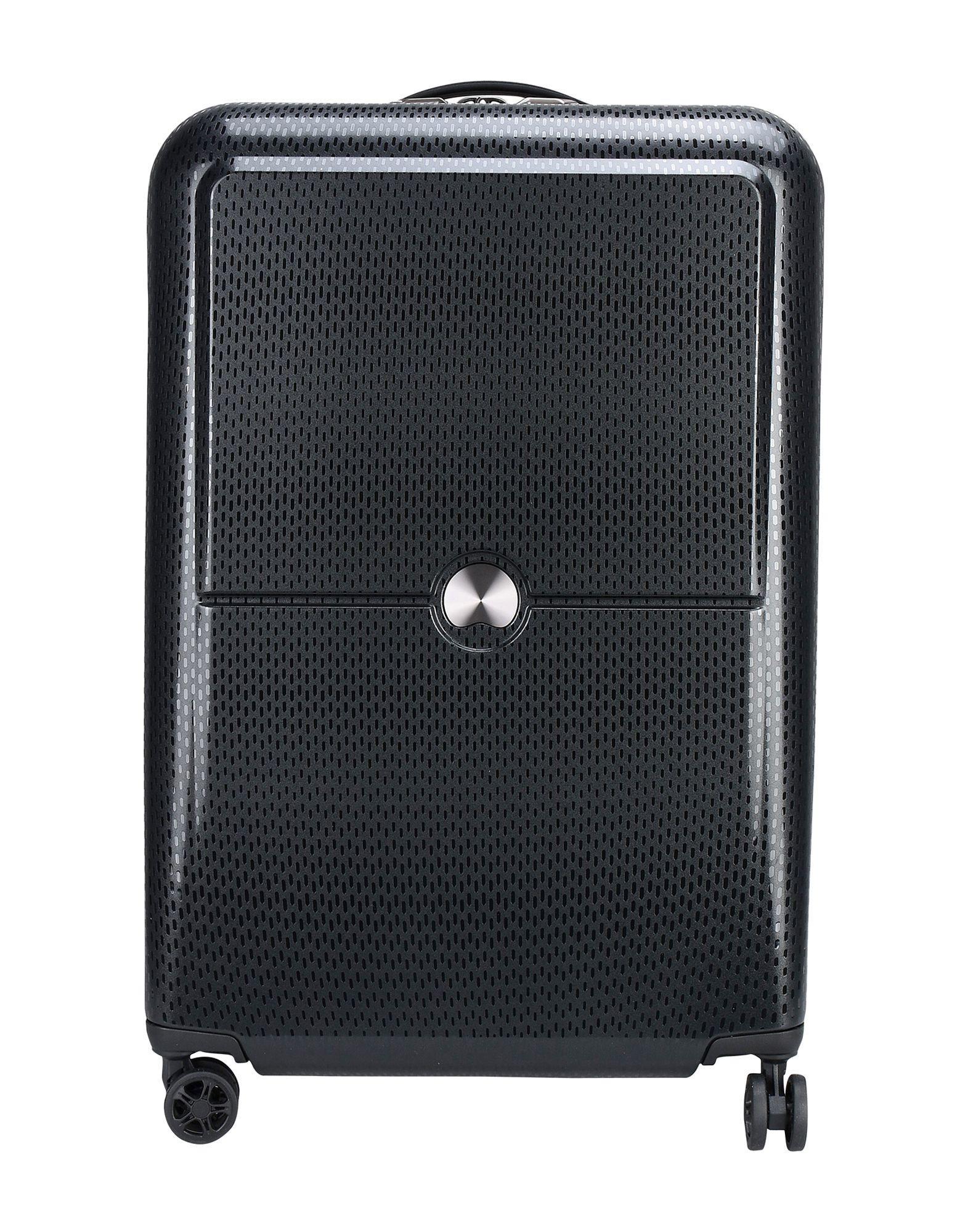 4dd50170f19 Lyst - Maleta con ruedas Delsey de color Negro