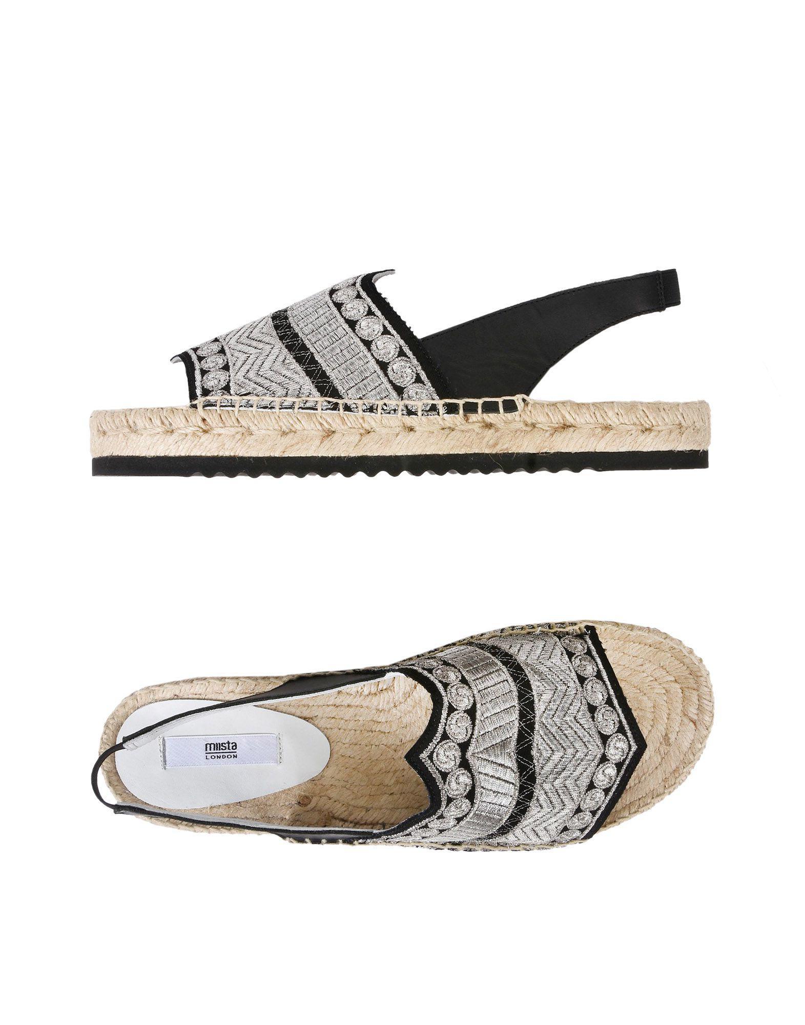 Chaussures - Espadrilles Miista 3fhvddQ