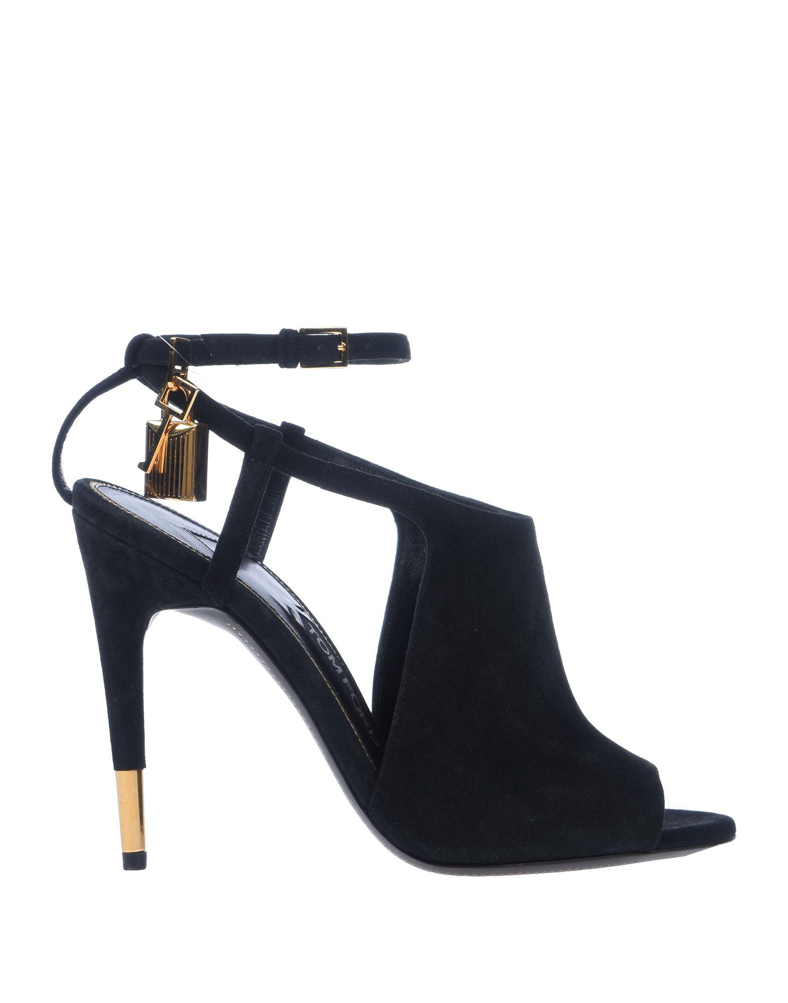 037f52f9129b Lyst - Tom Ford Sandals in Black