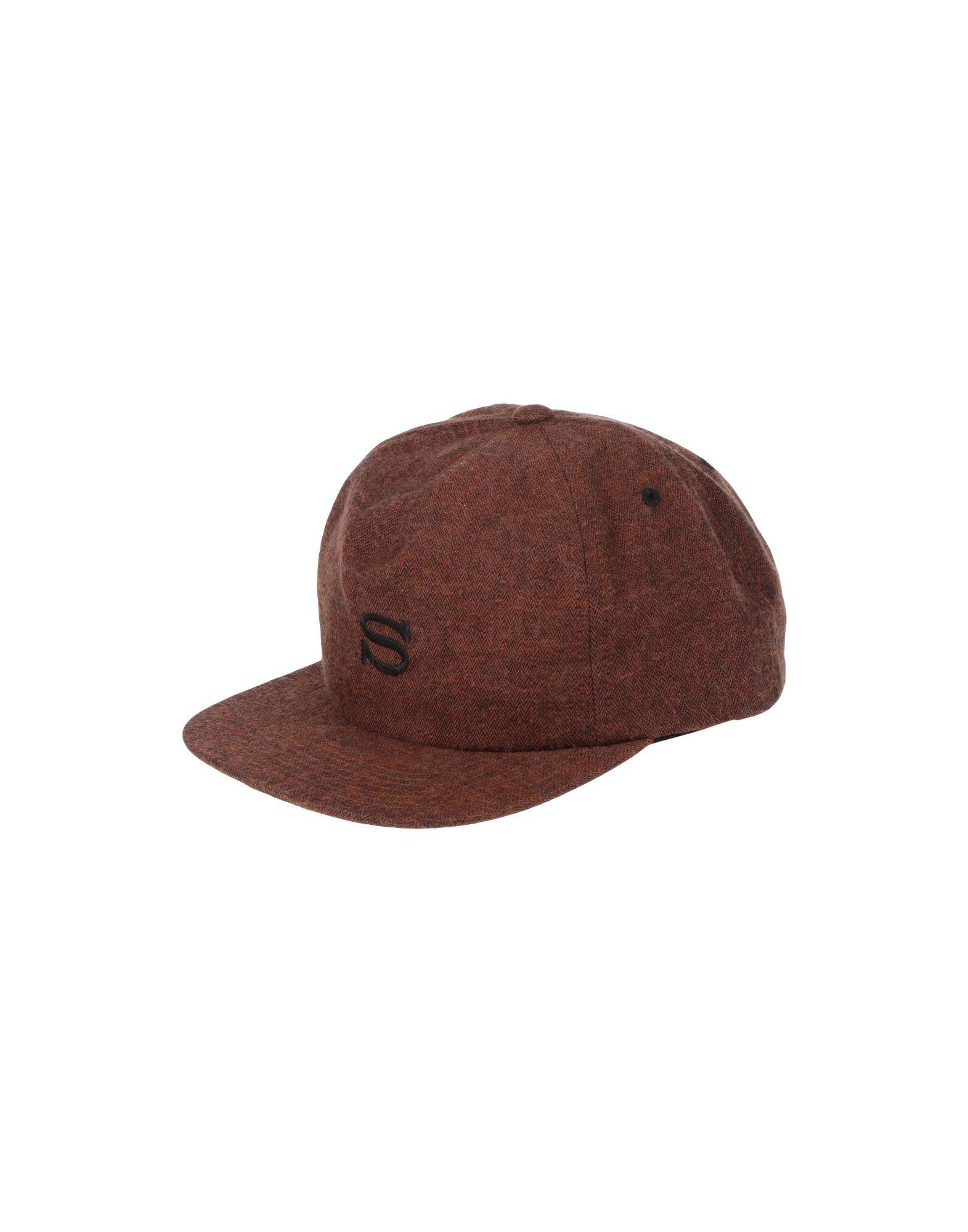 ab35be630287 Lyst - Stussy Hat in Brown for Men