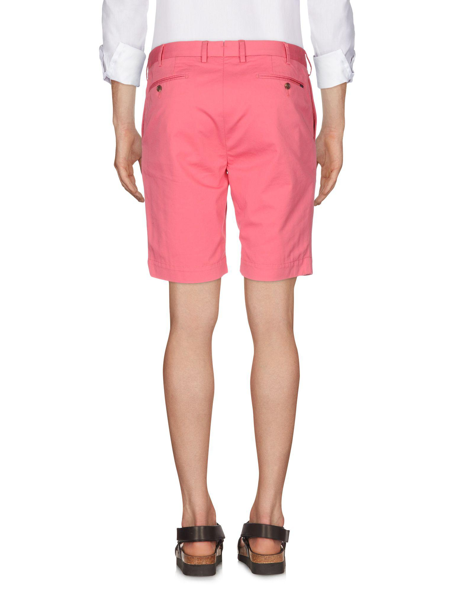 fd5363ae8228 ... where to buy polo ralph lauren shorts in pink for men lyst a8f2e 5afc4