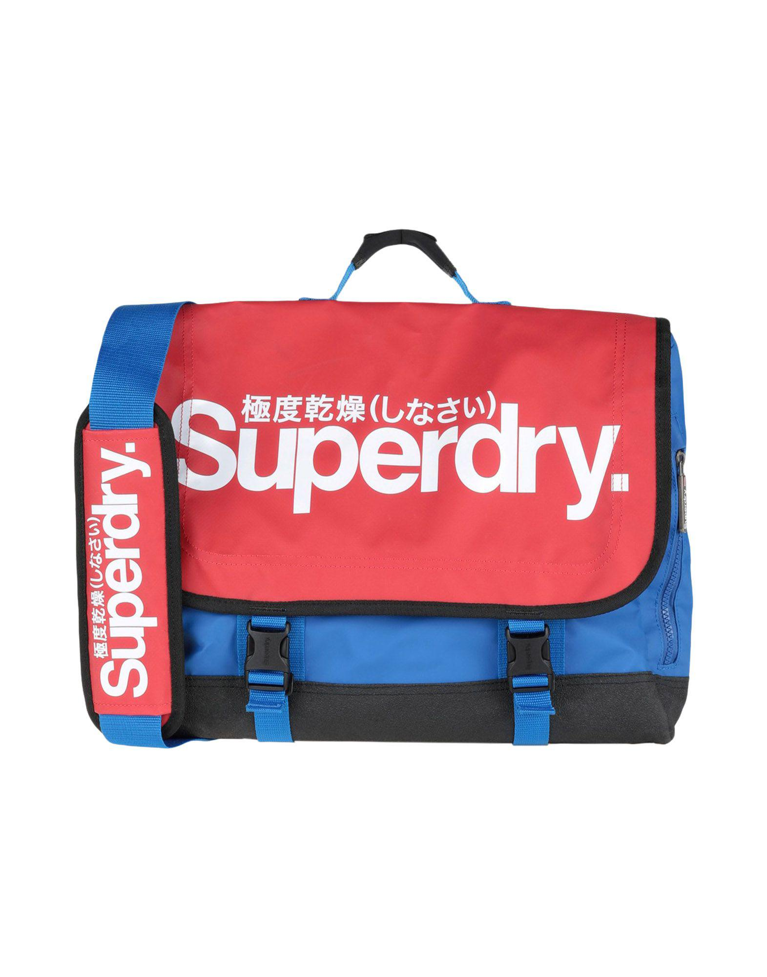 c2bfad1bed0f Superdry Work Bags in Red for Men - Lyst