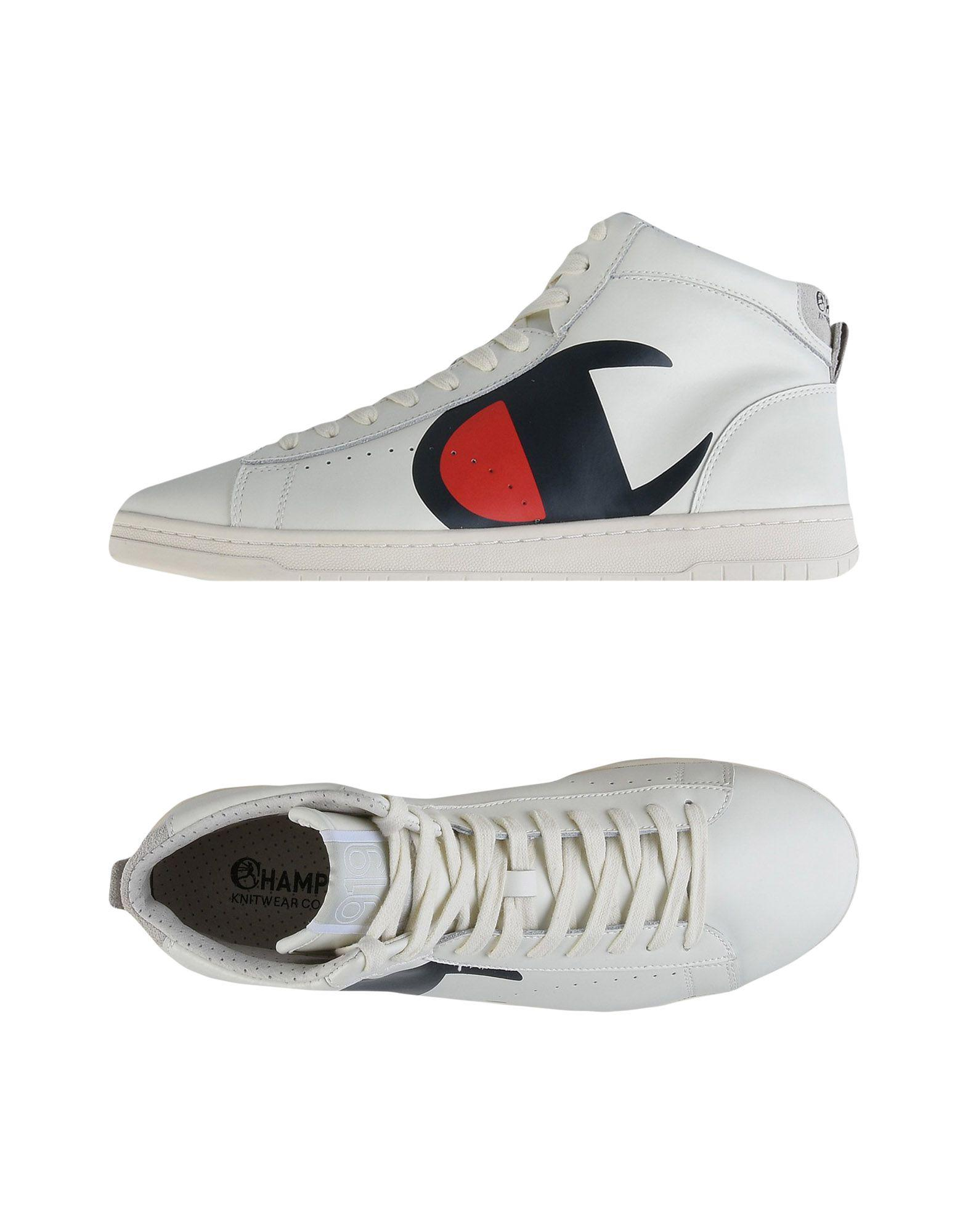 082a9e8cc92fc8 Lyst - Champion High-tops   Sneakers in White for Men