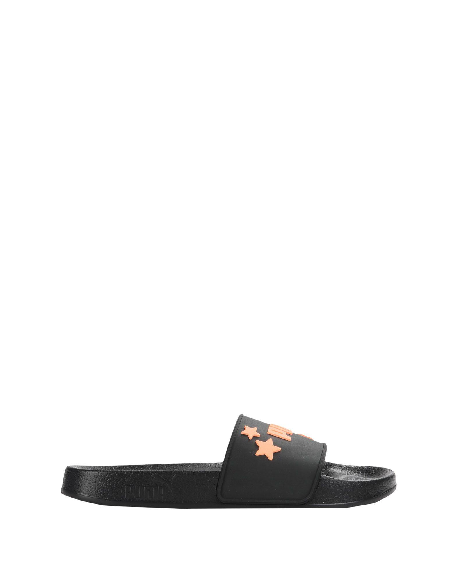 85a862d3d959f2 Lyst - PUMA Leadcat One-band Slide Sandal in Black - Save 61%