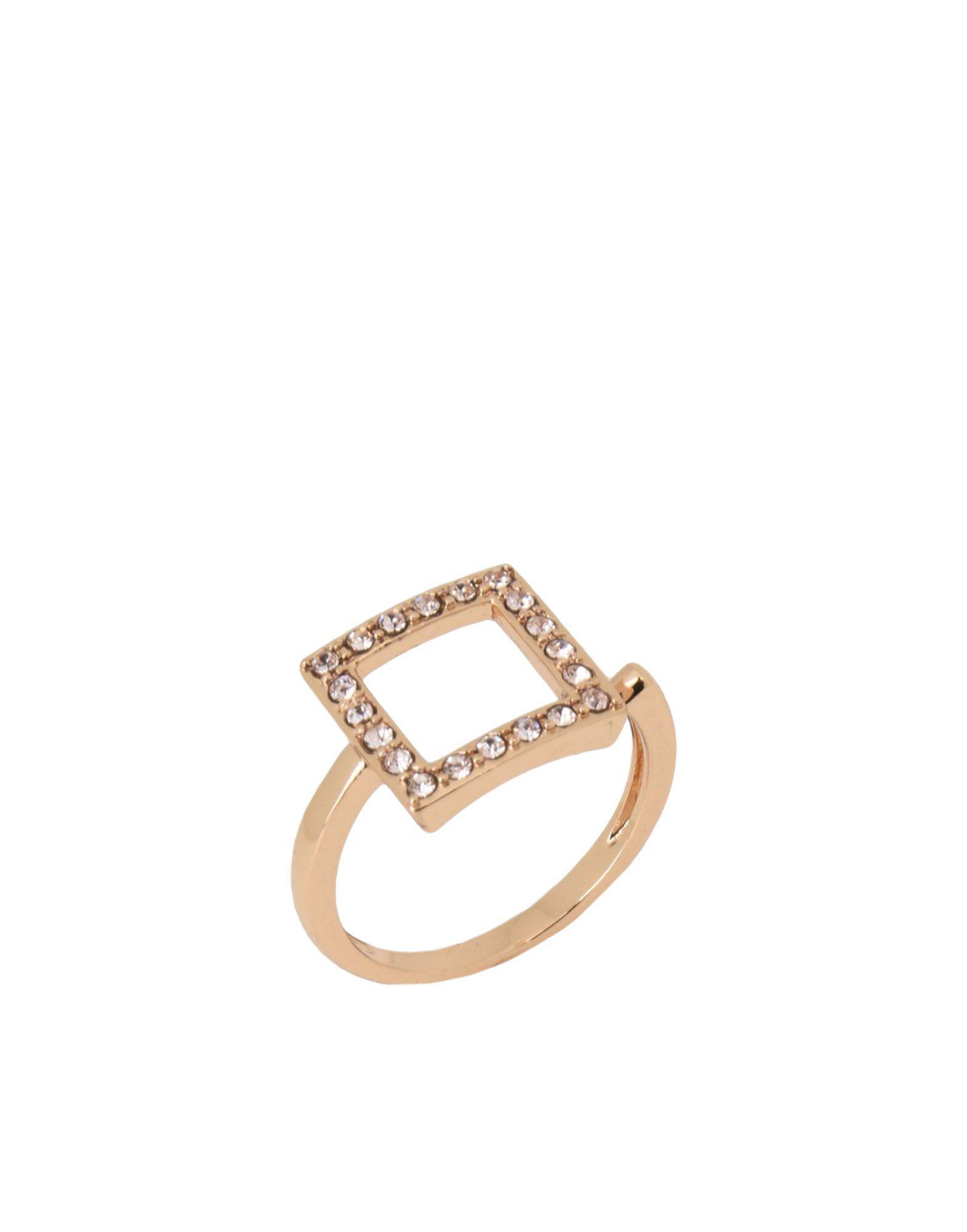 Federica Tosi twisted ring - Metallic JdAh57YXL