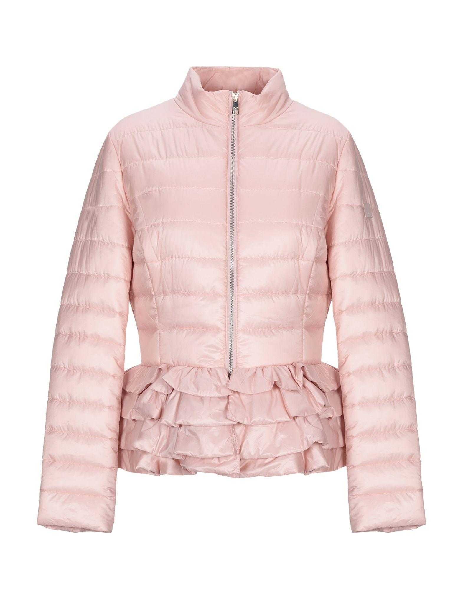 a126d6f153 Liu Jo Synthetic Down Jacket in Pink - Lyst
