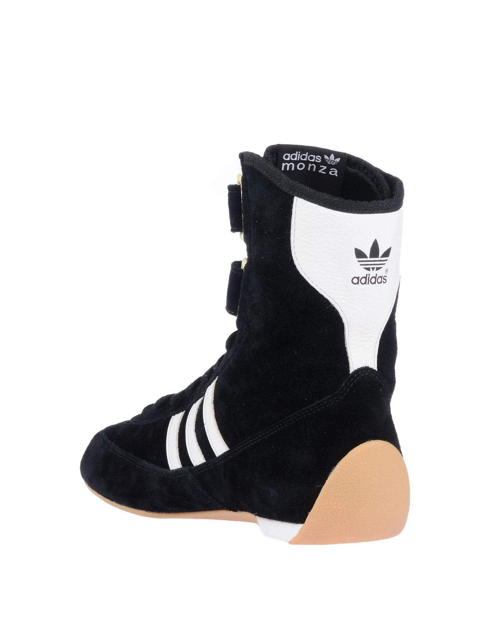 b7ea918570fc Black Lyst High For Sneakers Men amp  Originals In Adidas Tops TT0qB