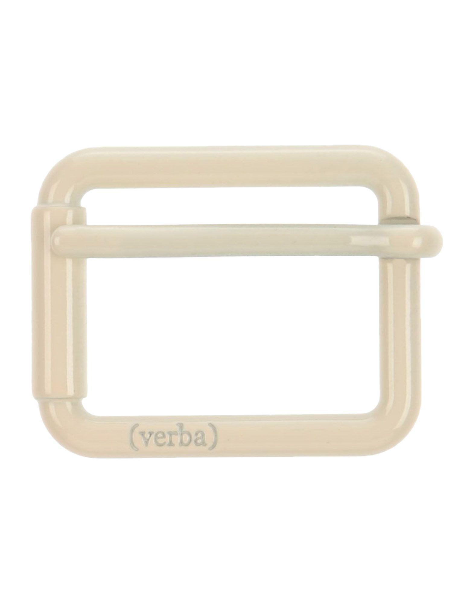 ACCESSORIES - Belt buckles Verba