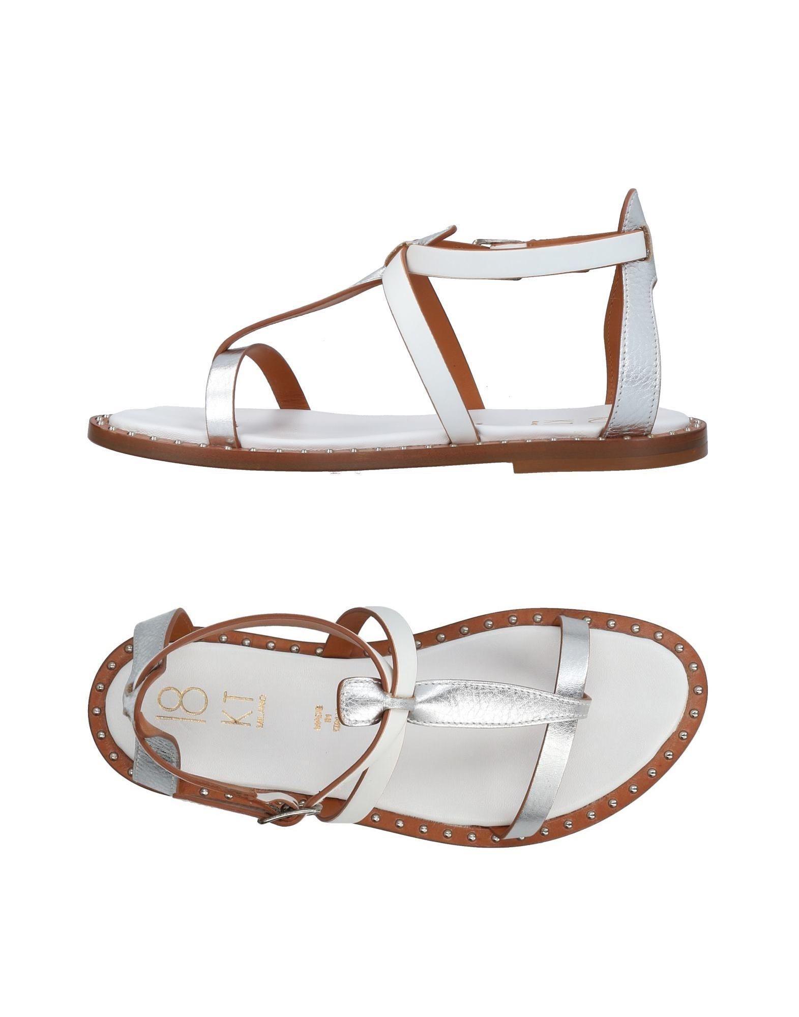 FOOTWEAR - Toe post sandals 18 KT zQHDq