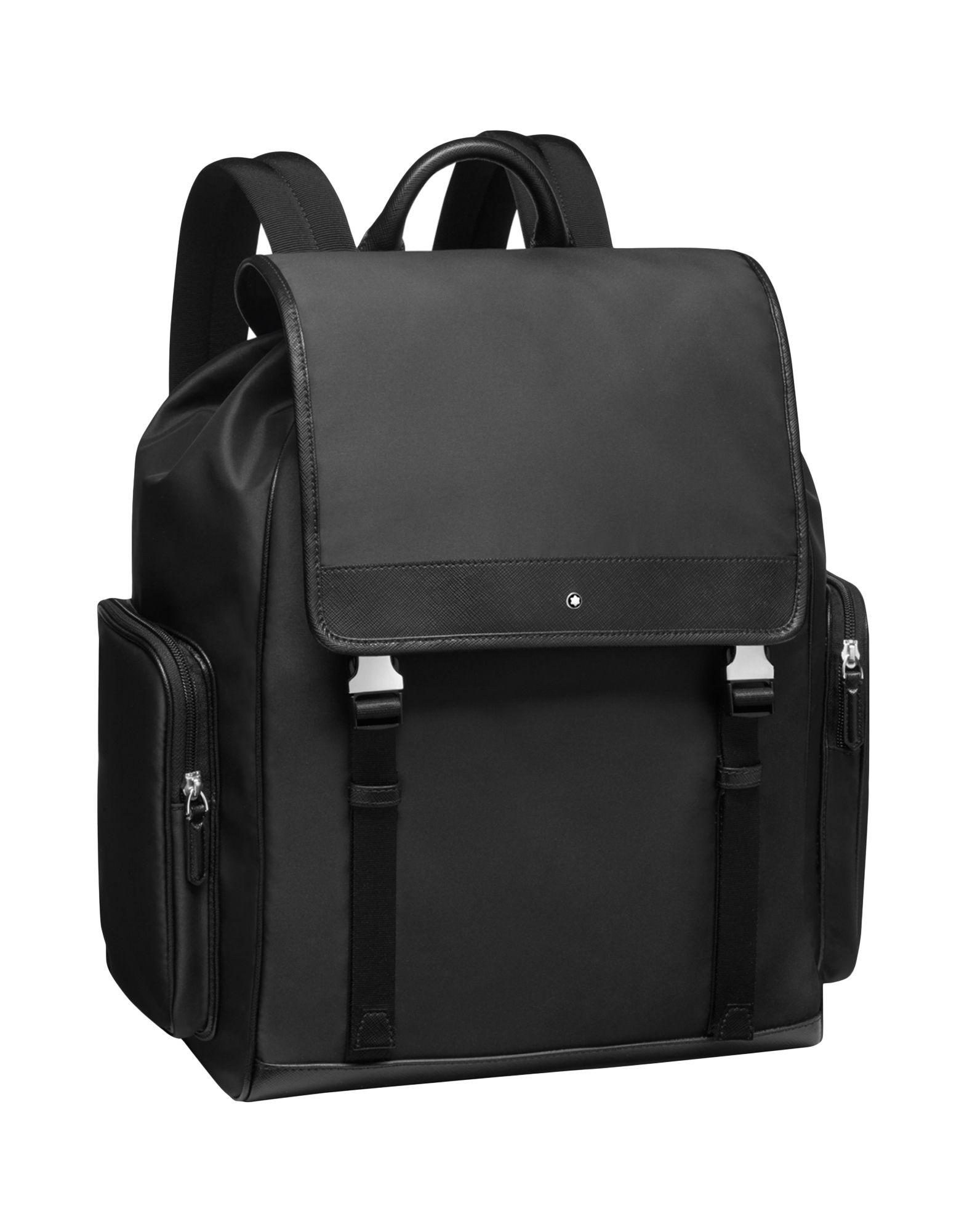 7143ea6bf236 Montblanc - Black Backpacks   Bum Bags for Men - Lyst. View fullscreen
