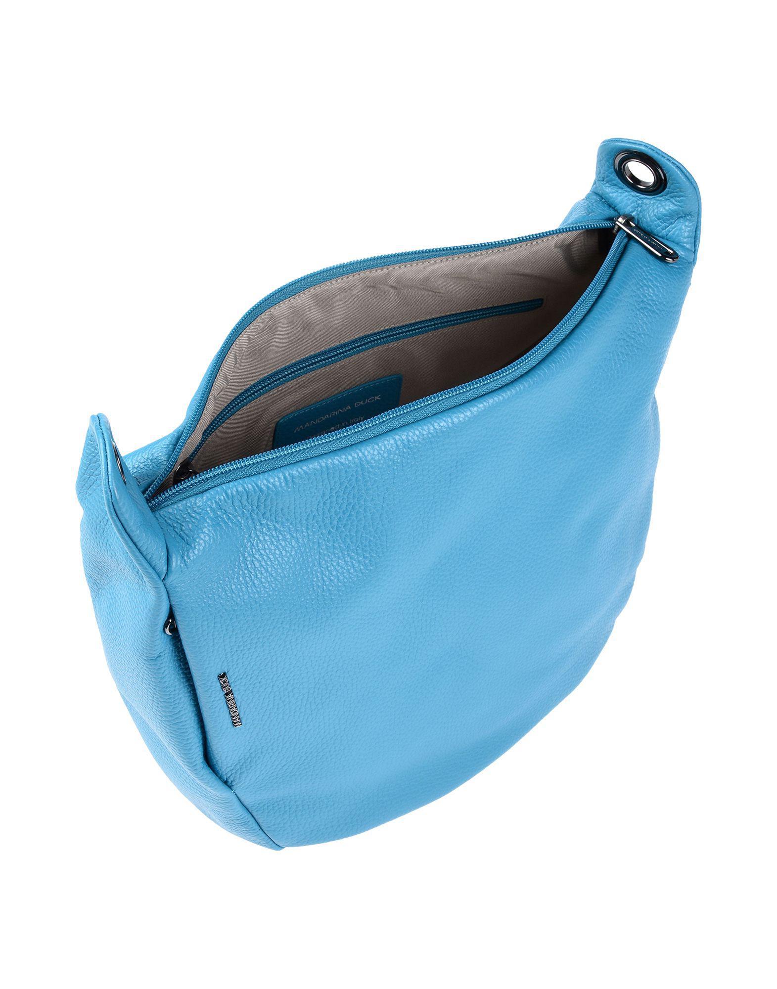 29be7ea9d Mandarina Duck - Blue Bolso con bandolera - Lyst. Ver en pantalla completa