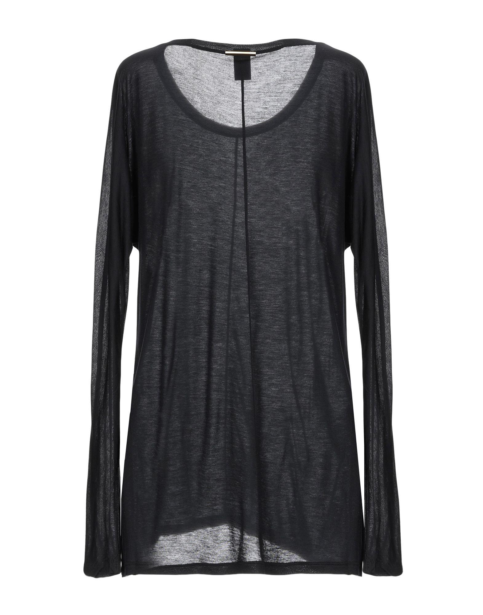 5098aeda34cf0 Lyst - Alexandre Vauthier T-shirt in Black