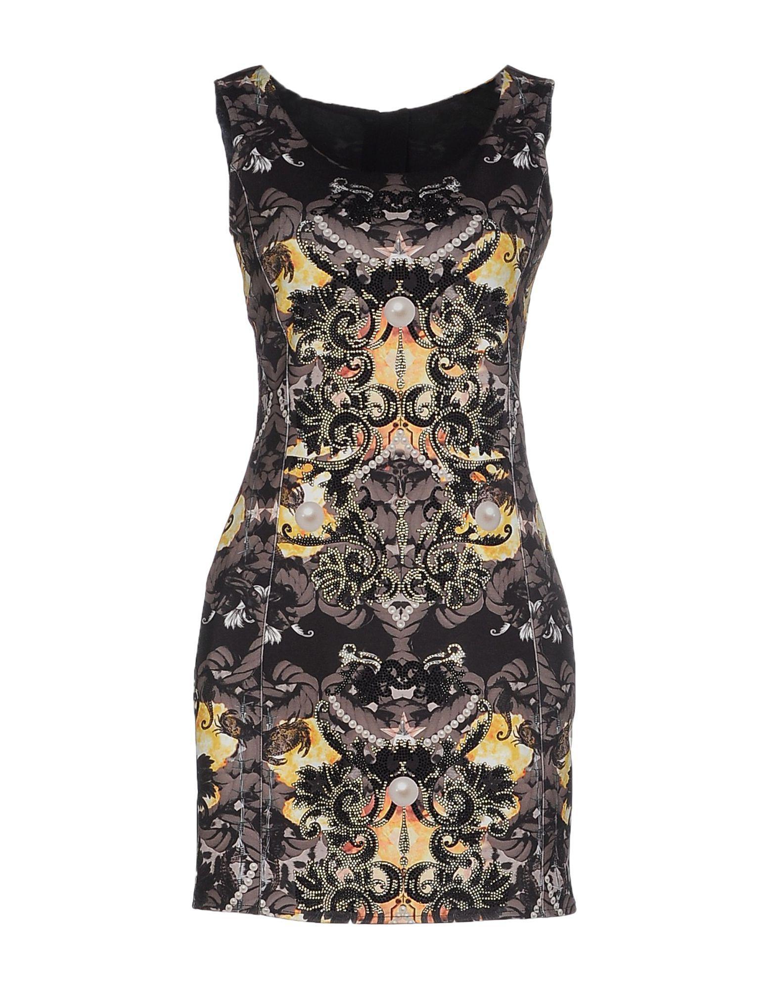 DRESSES - Short dresses Dacute Where To Buy Cheap Real Cheap Sale Wiki Drop Shipping RcWC0euABU