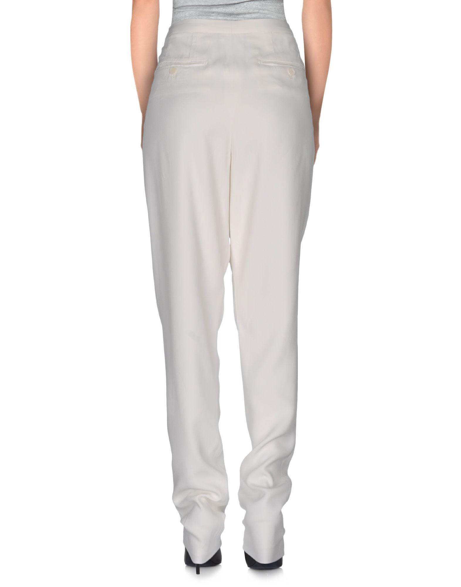 8a33ef4609e40 Lyst - Pantalon Tom Ford en coloris Blanc