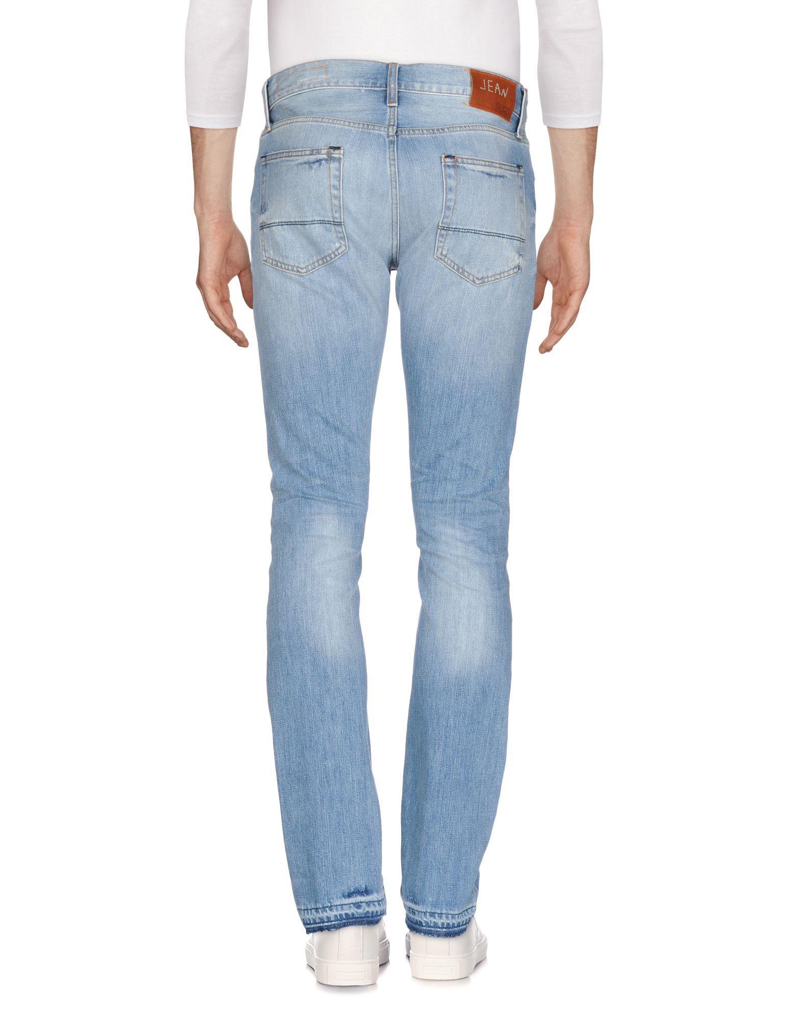 ac4c624a0c6 Lyst - Pantalon en jean Jean Shop pour homme en coloris Bleu
