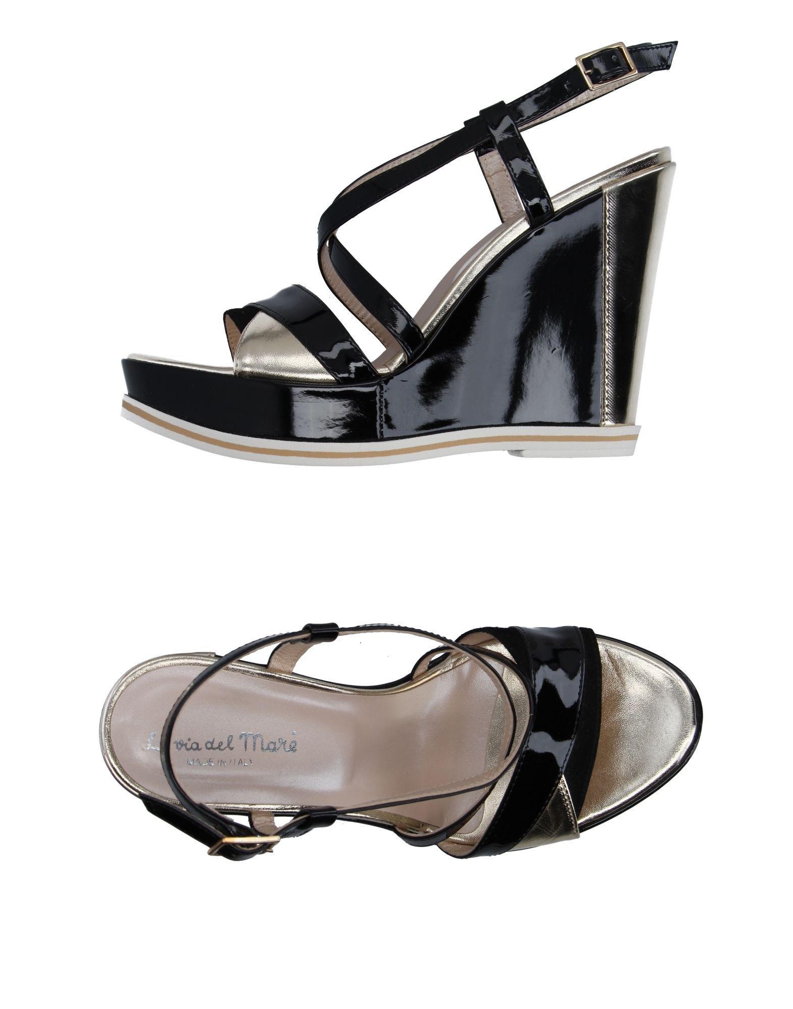 FOOTWEAR - Sandals La Via Del Mare UUYnfpeh6S