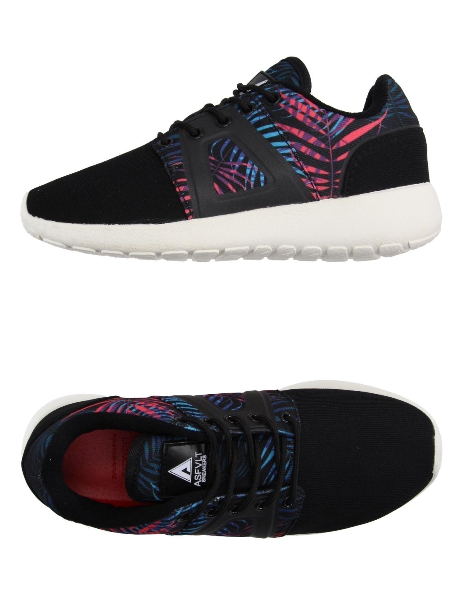 ASFVLT Sneakers Black Men