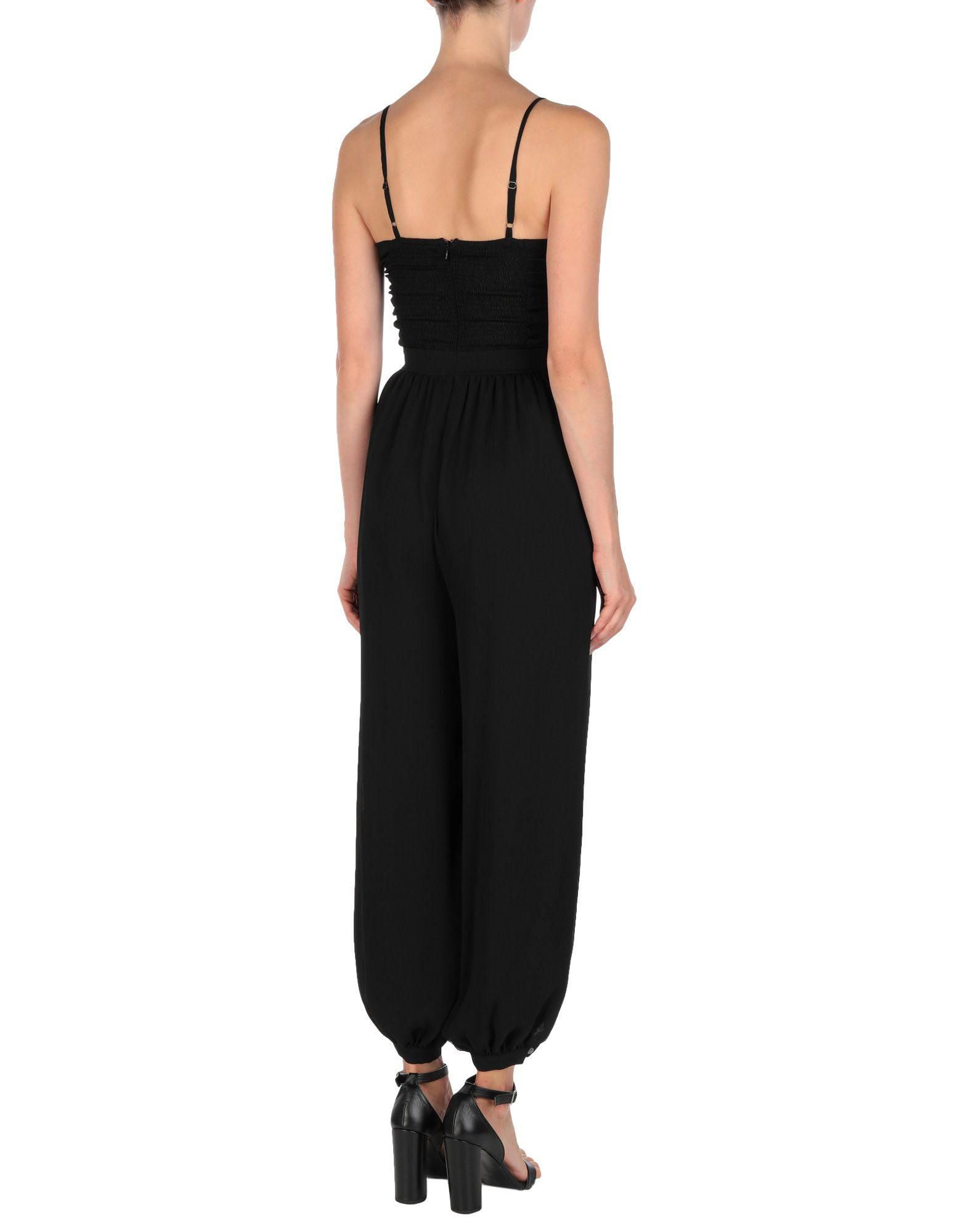 221186a5b826 Lyst - Endless Rose Jumpsuit in Black