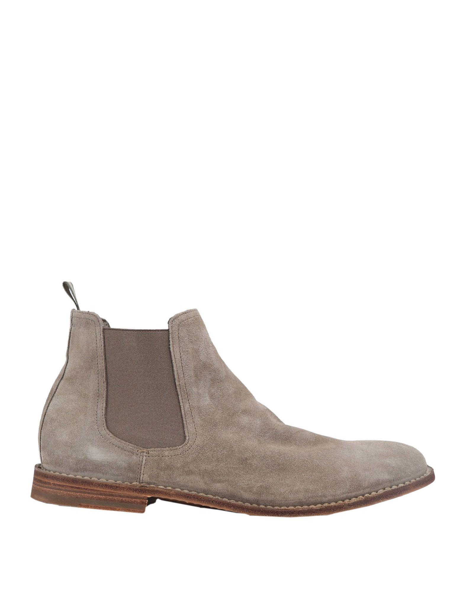 07fa86f015e6f Lyst - Officine Creative Ankle Boots in Brown for Men
