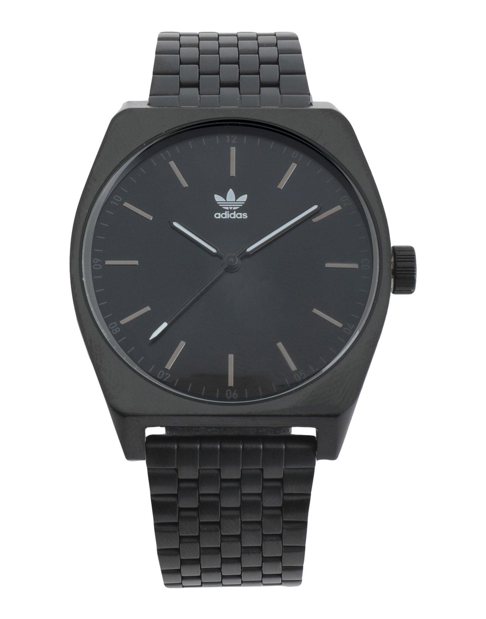 c3564b086385 Adidas - Black Reloj de pulsera for Men - Lyst. Ver en pantalla completa