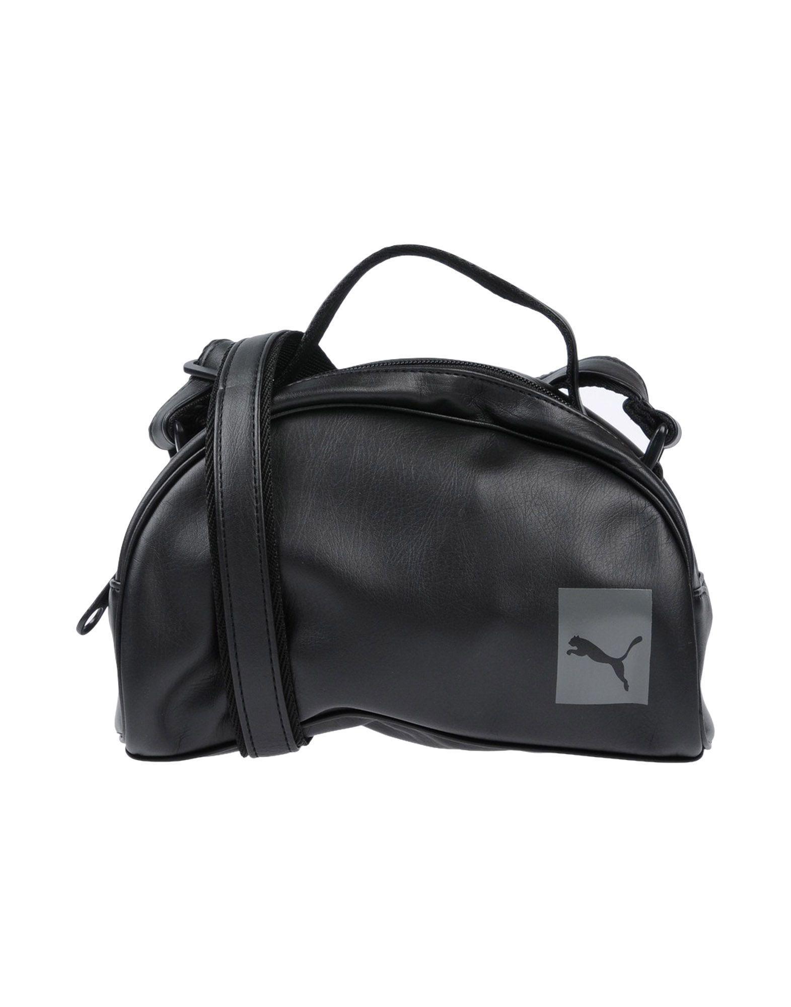 a9fc605496 Lyst - Sacs Bandoulière PUMA en coloris Noir