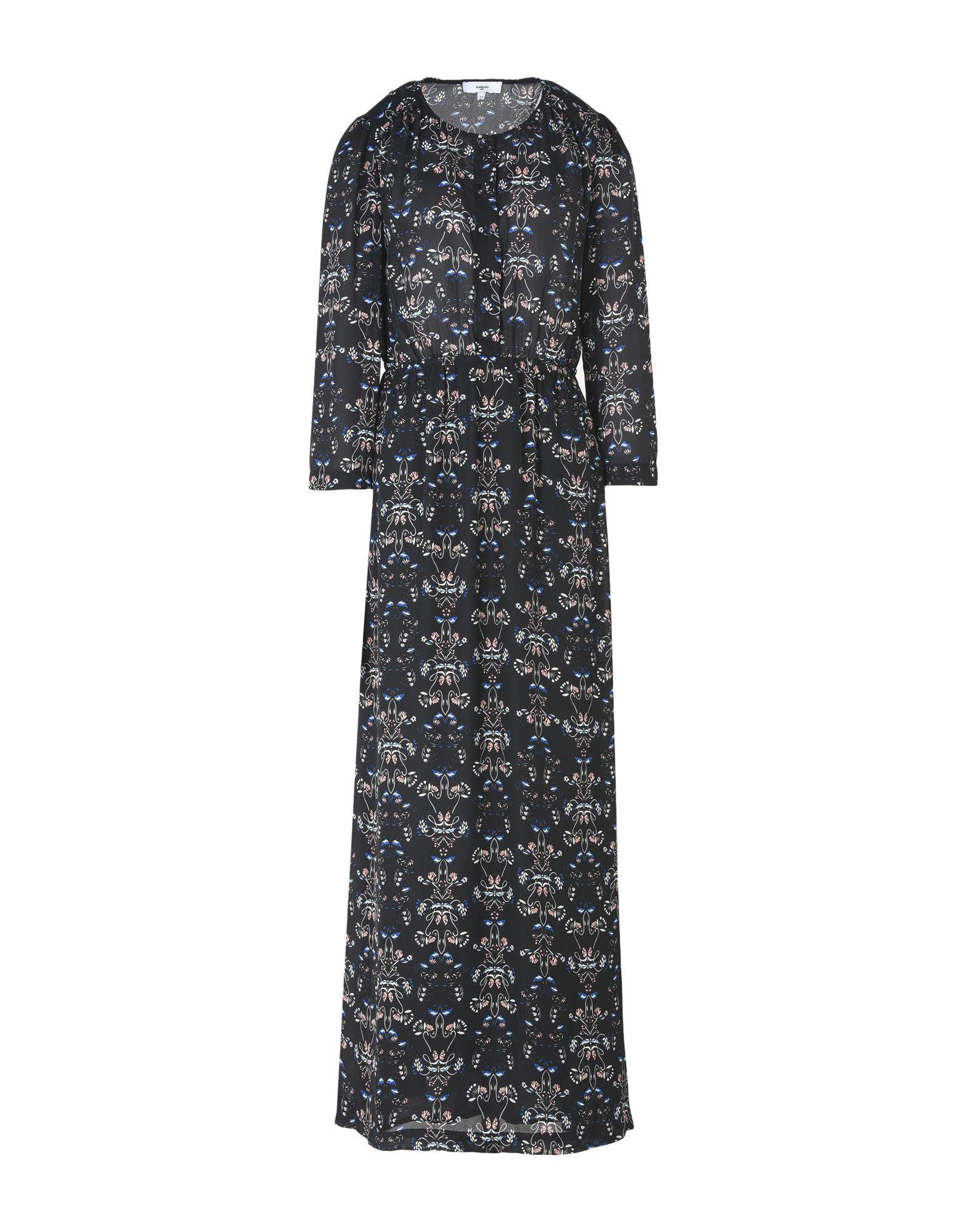ce9f959ab9 Suncoo - Black Bohemian Dresses - Lyst. View fullscreen