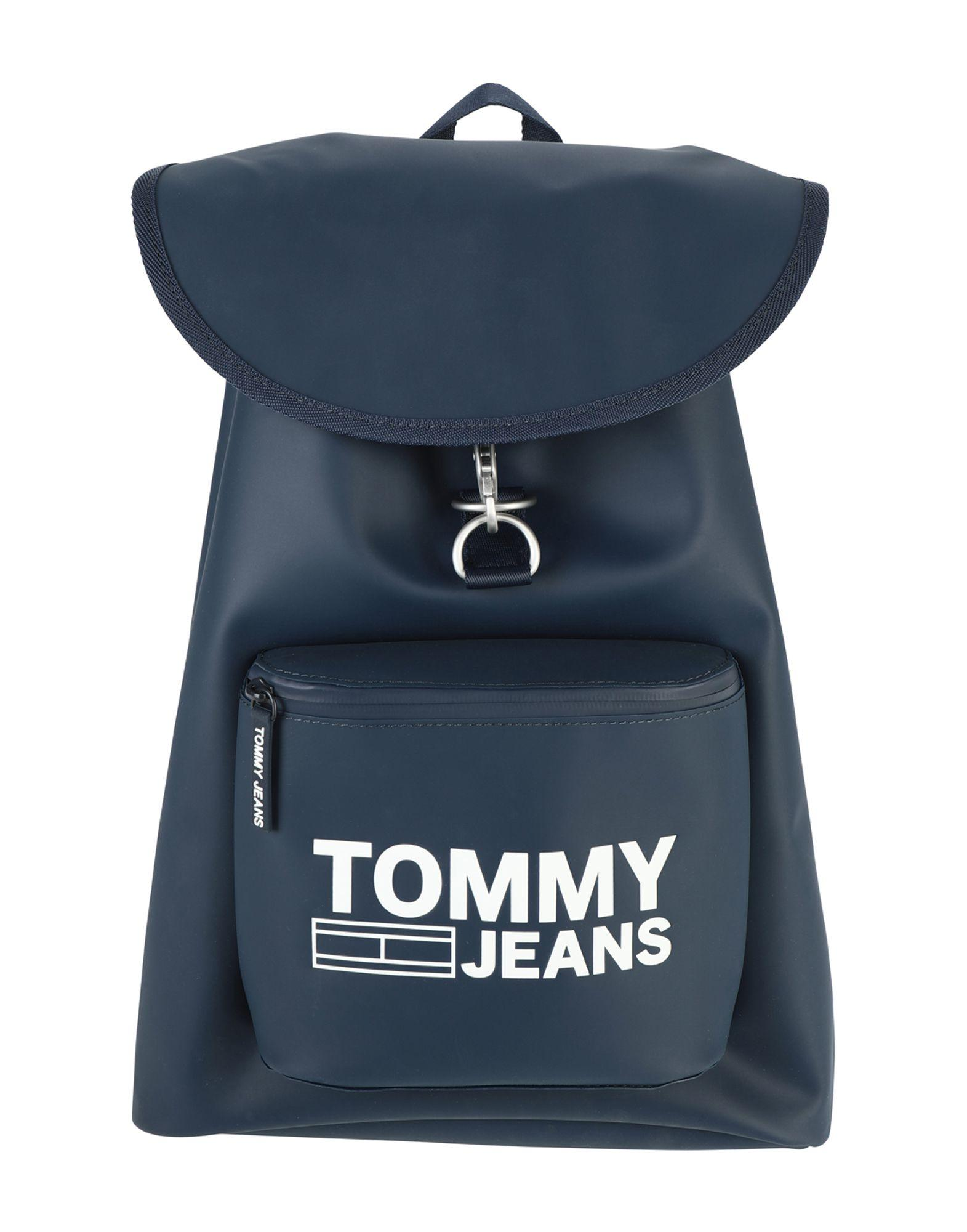 1c5da457f01 Lyst - Tommy Hilfiger Backpacks   Bum Bags in Blue