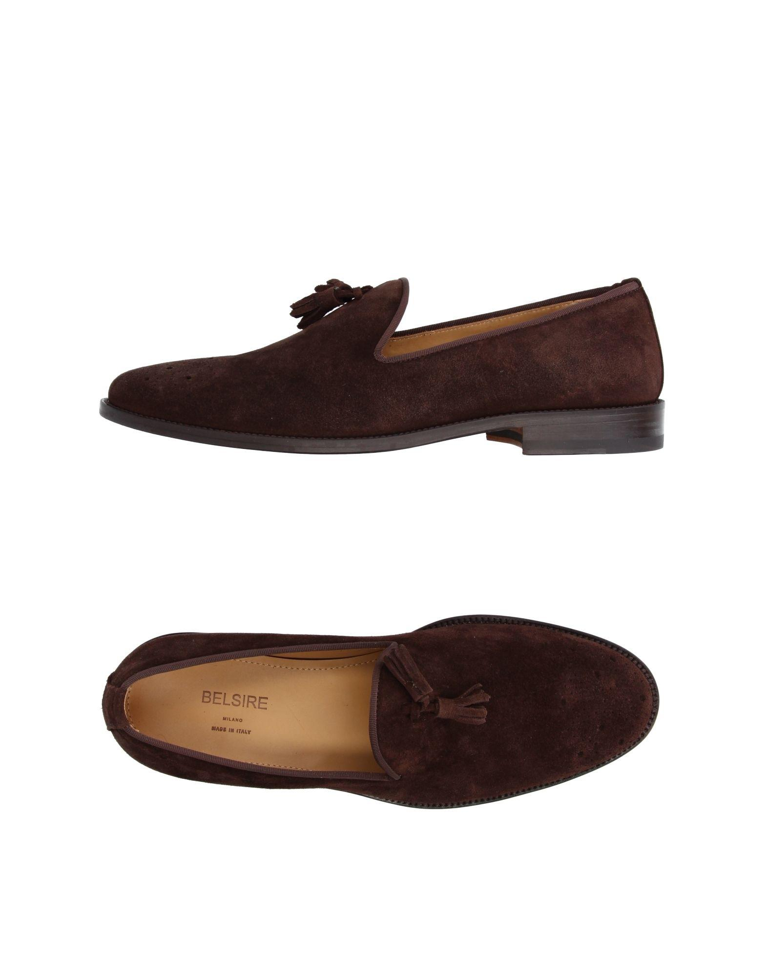 Black Leather and Suede Sneakers BELSIRE MILANO Sale Pictures Wide Range Of Cheap Outlet k6DLR