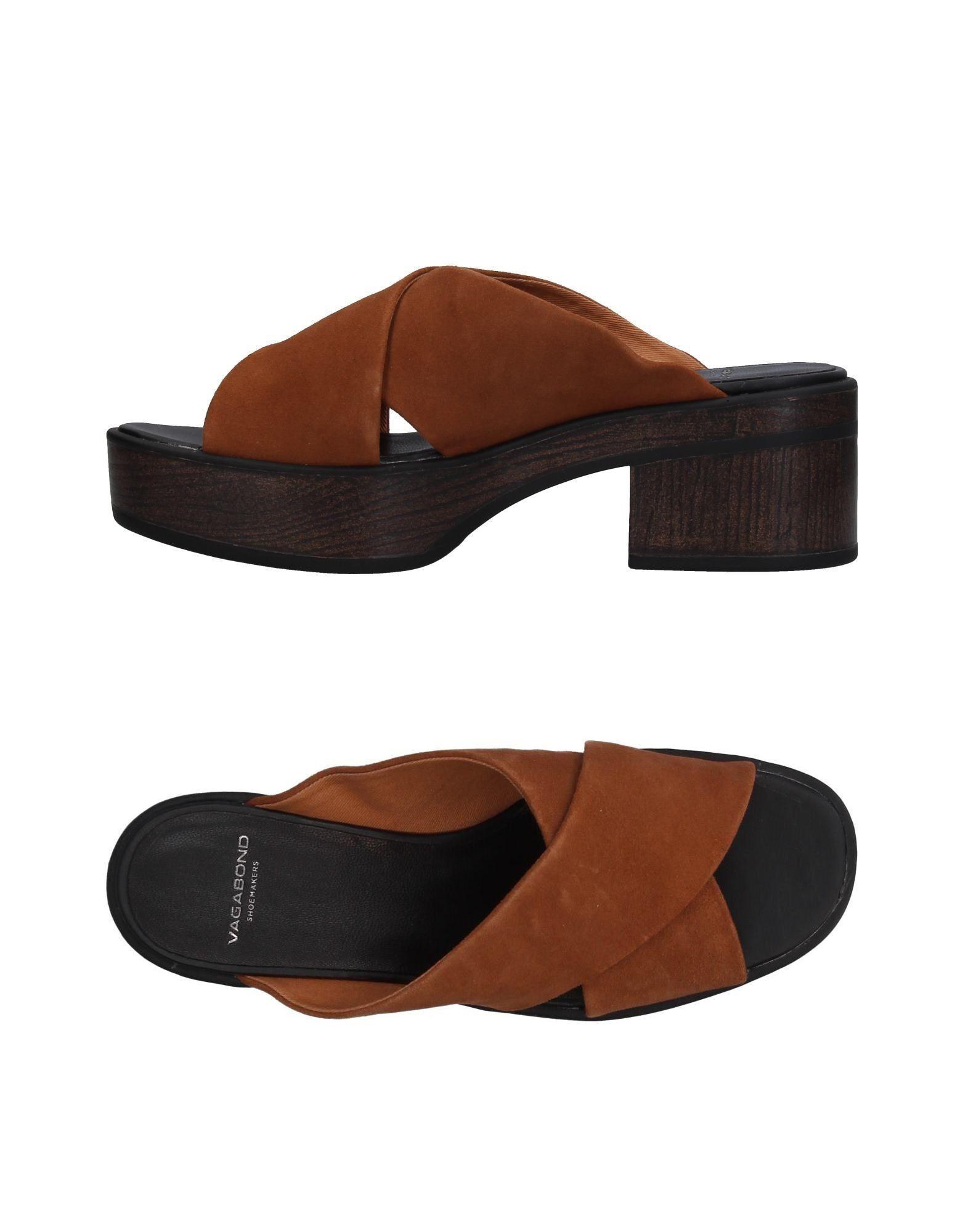 1869fb14aa Lyst - Vagabond Sandals in Brown