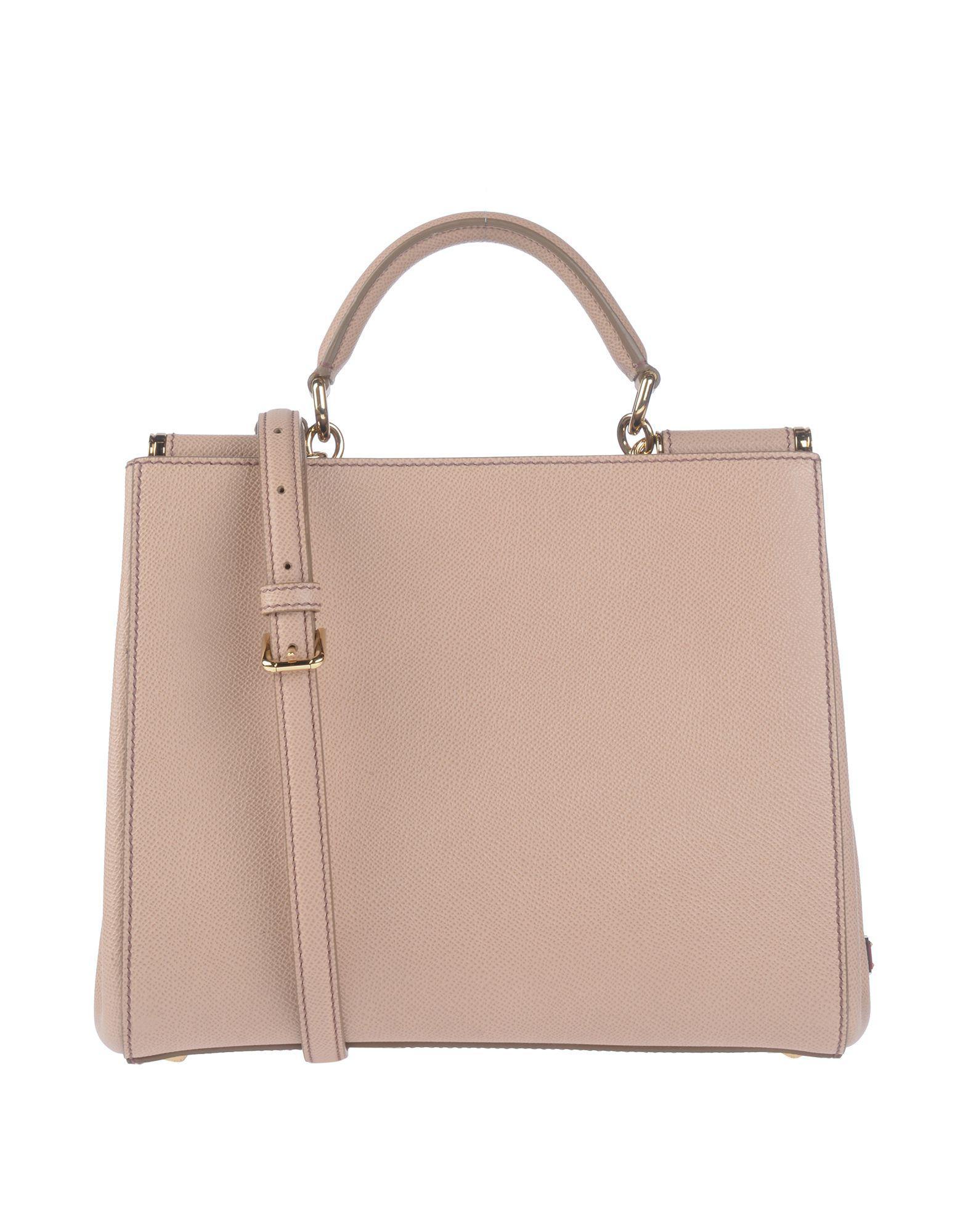 Lyst - Dolce   Gabbana Handbag in Pink f53ff6ab6ba77