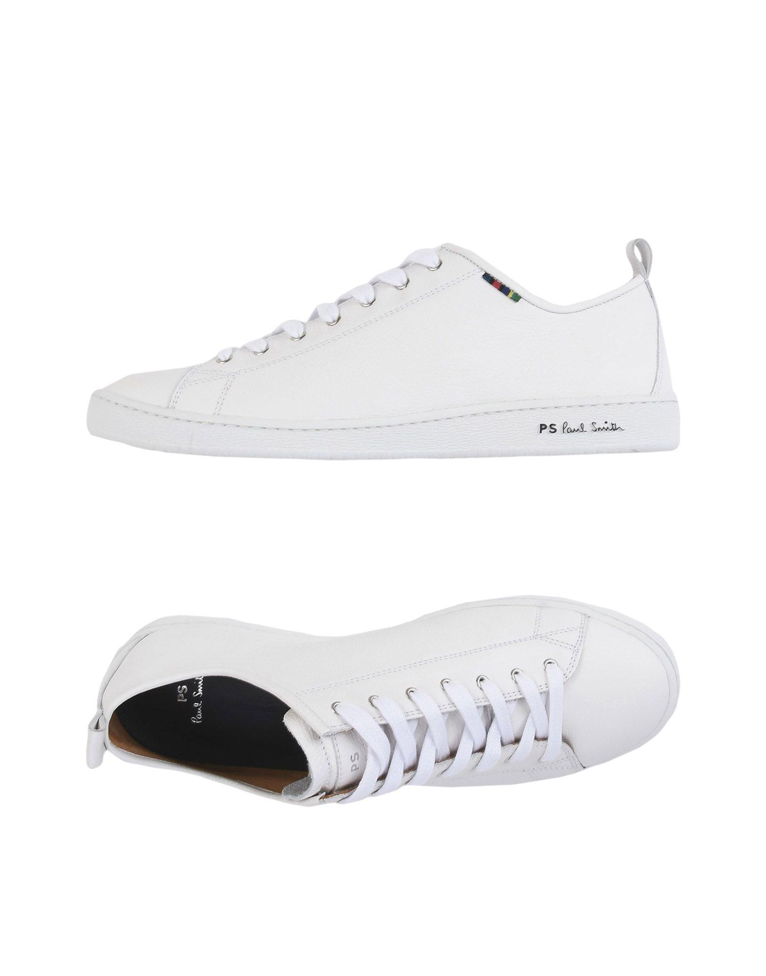 Sneakers In amp; Paul Ps By White Tops Low Smith Lyst Men For g0UpT0