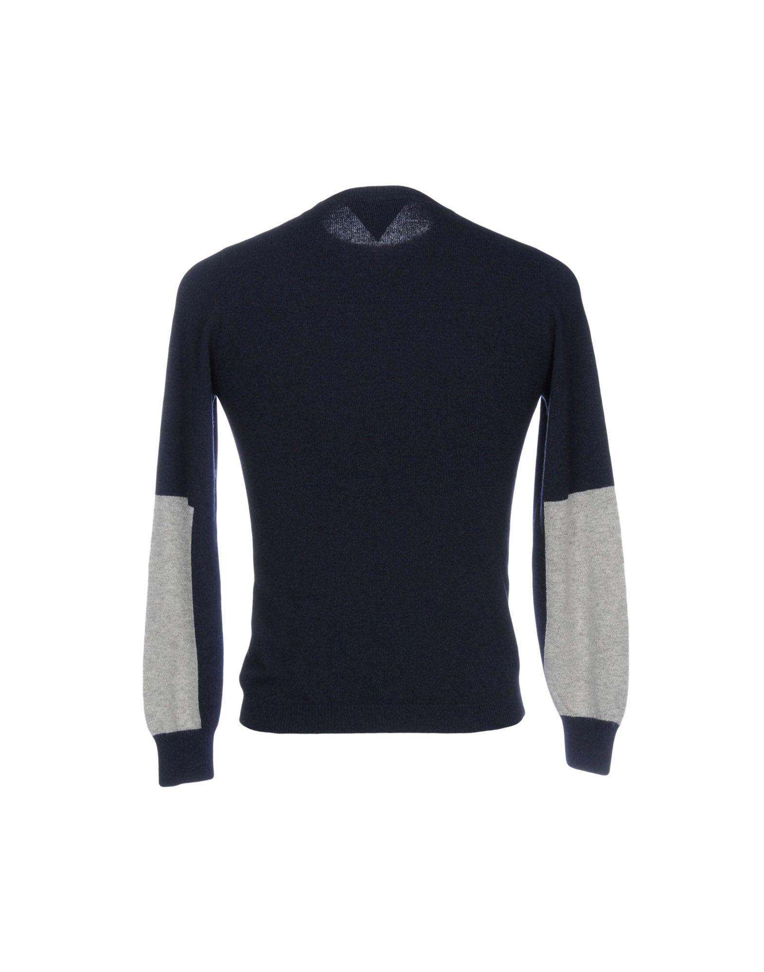 92802859f6b J For Lyst Sweater Macchia Blue In Men 8Fqfz