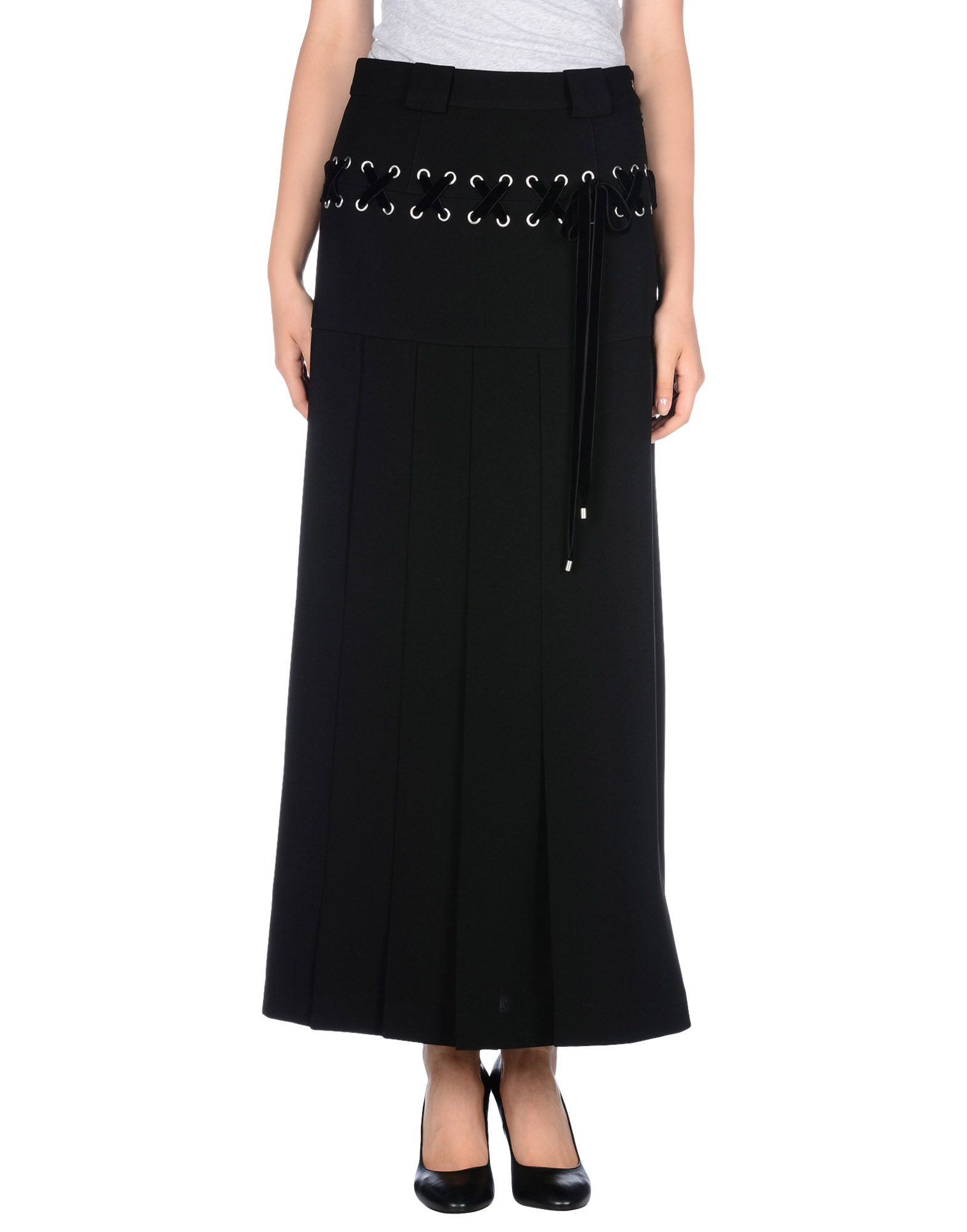 Innovative Marc By Marc Jacobs Womens Black Yumi Crepe Skirt  Dawoob Women