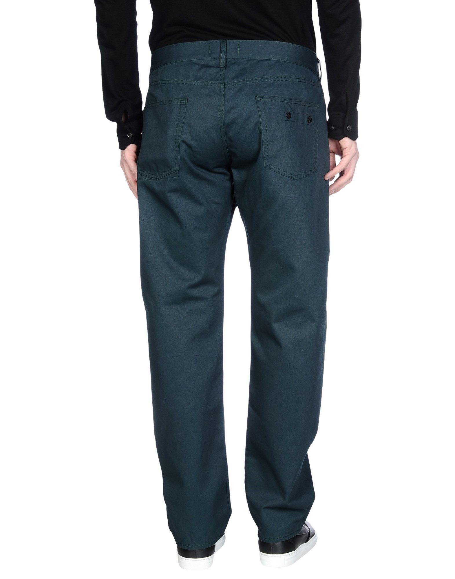 Stone Island Casual Pants In Blue For Men Lyst