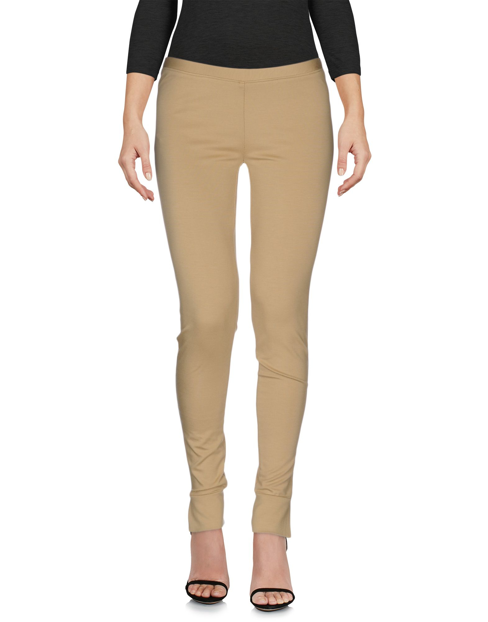 List Leggings in Beige (Sand)  Lyst