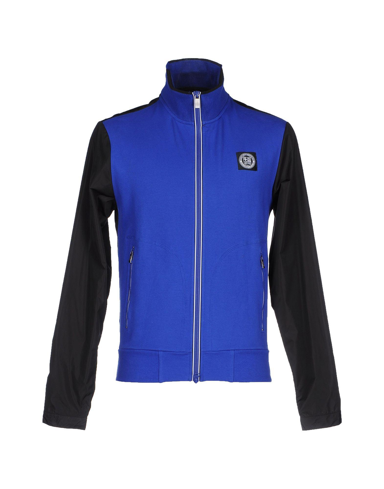 Hackett Jacket In Blue For Men Lyst