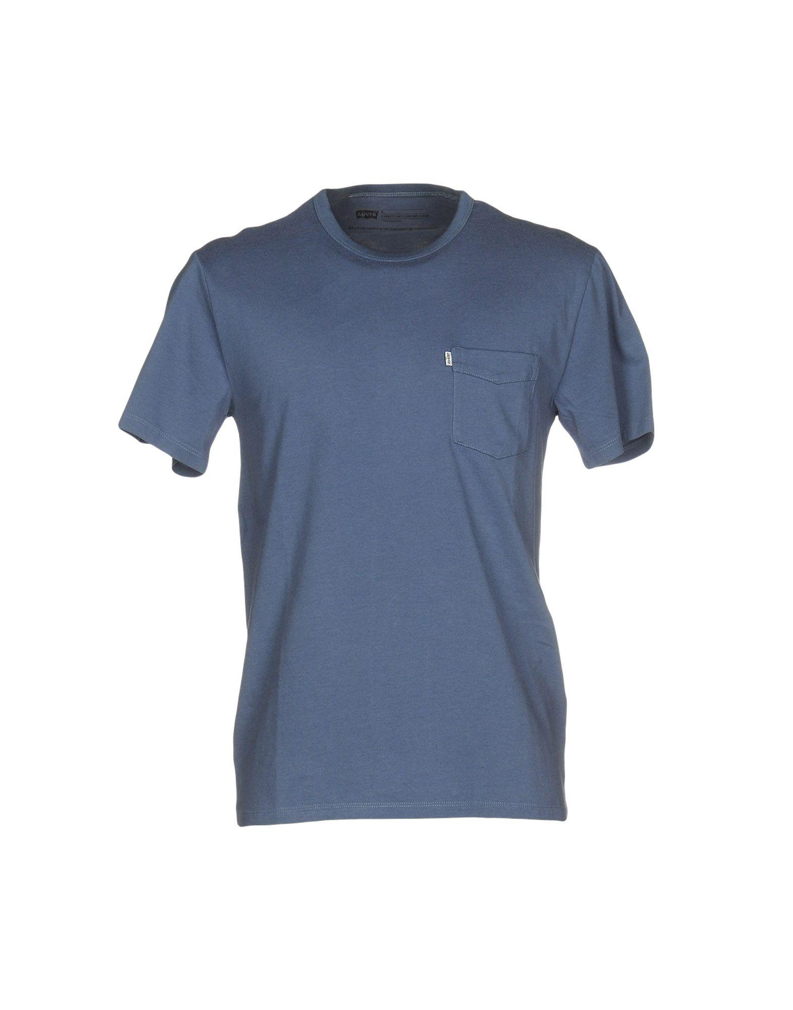 Levi 39 S T Shirt In Blue For Men Lyst