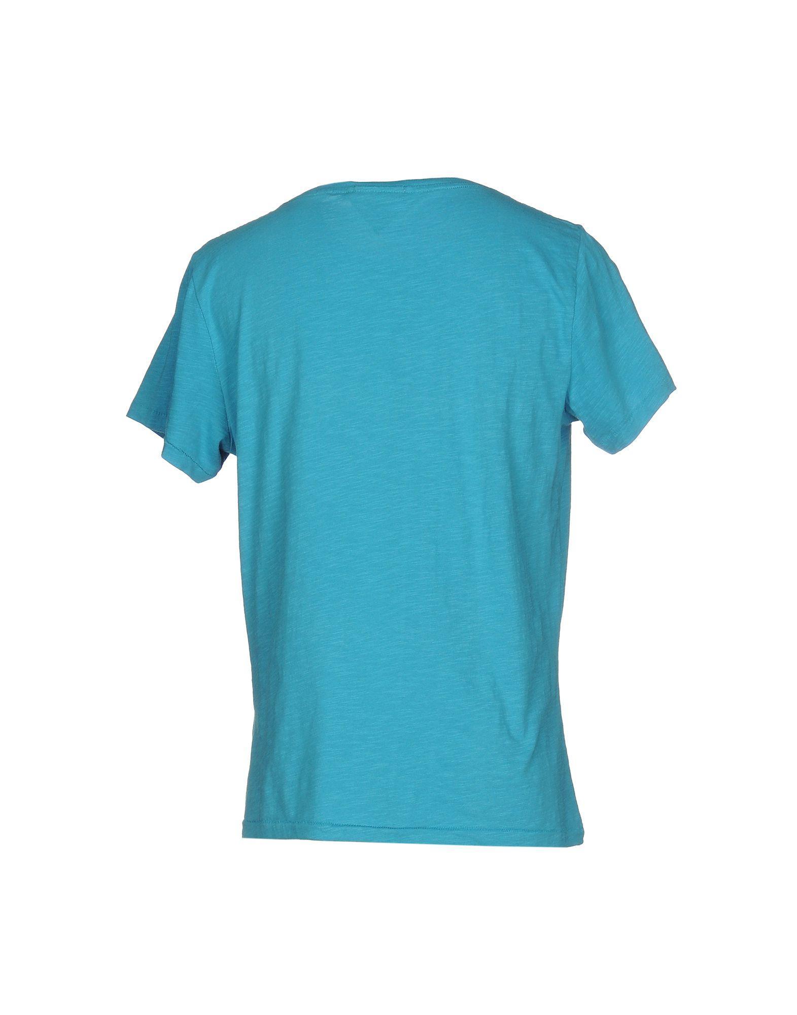 pepe jeans t shirt in blue for men lyst. Black Bedroom Furniture Sets. Home Design Ideas