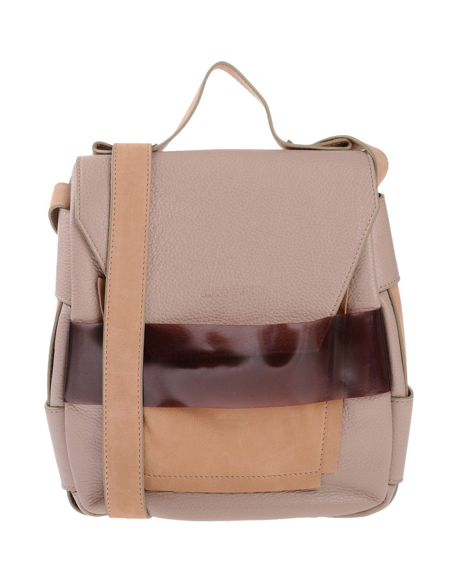 BAGS - Handbags Malloni xkOWStlC
