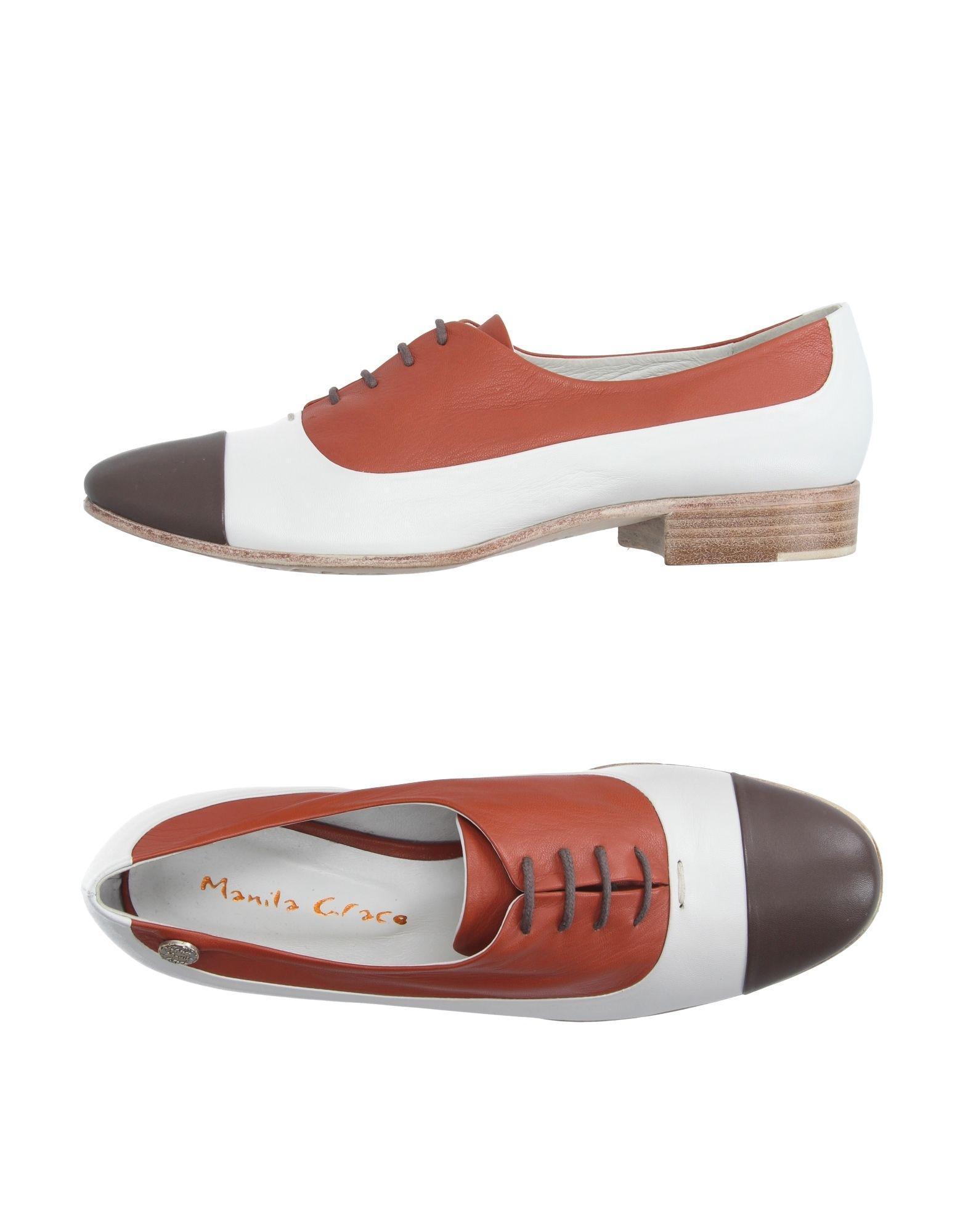 FOOTWEAR - Lace-up shoes Manila Grace HdIhu