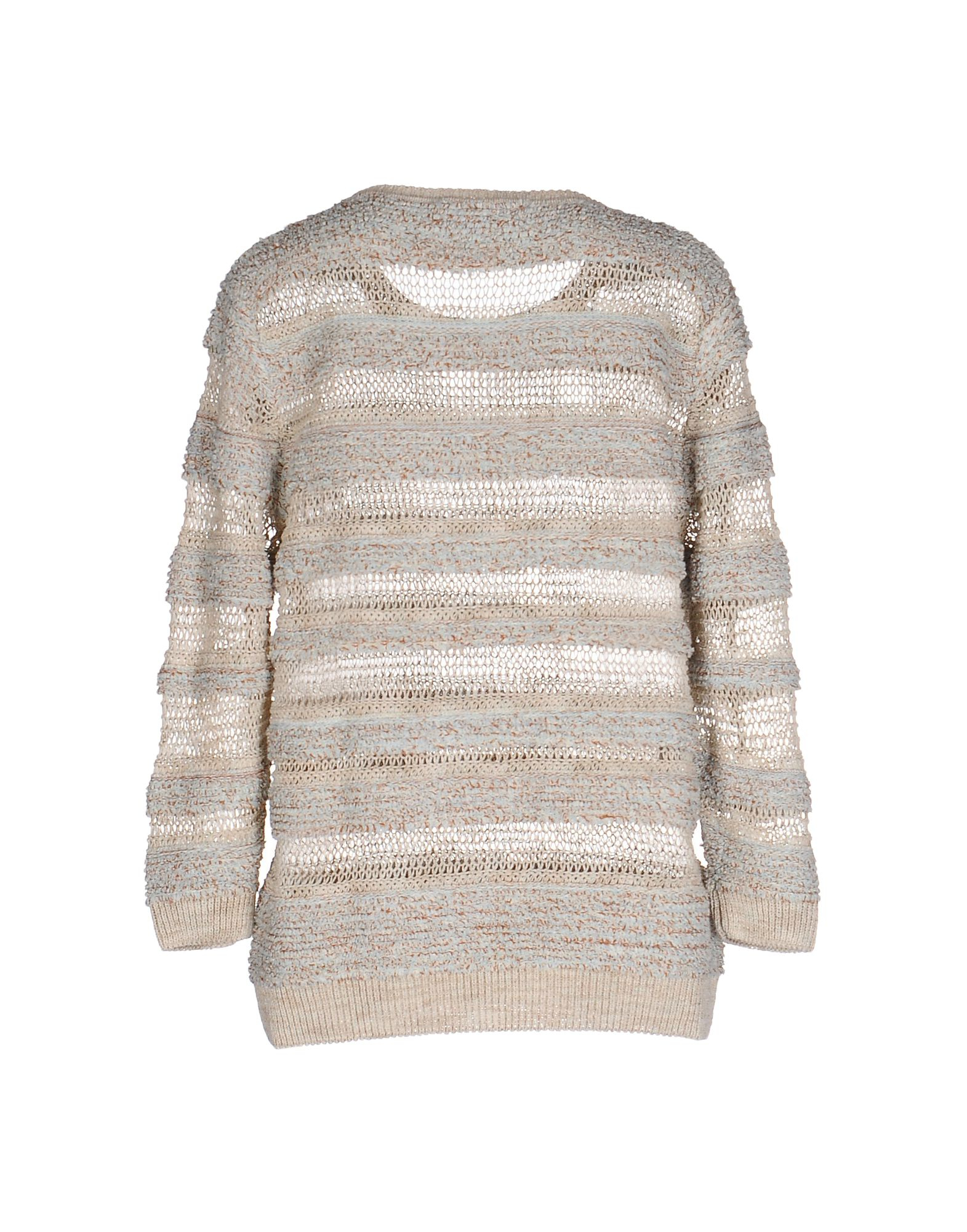 Maison scotch sweater in natural lyst for Atelier maison scotch