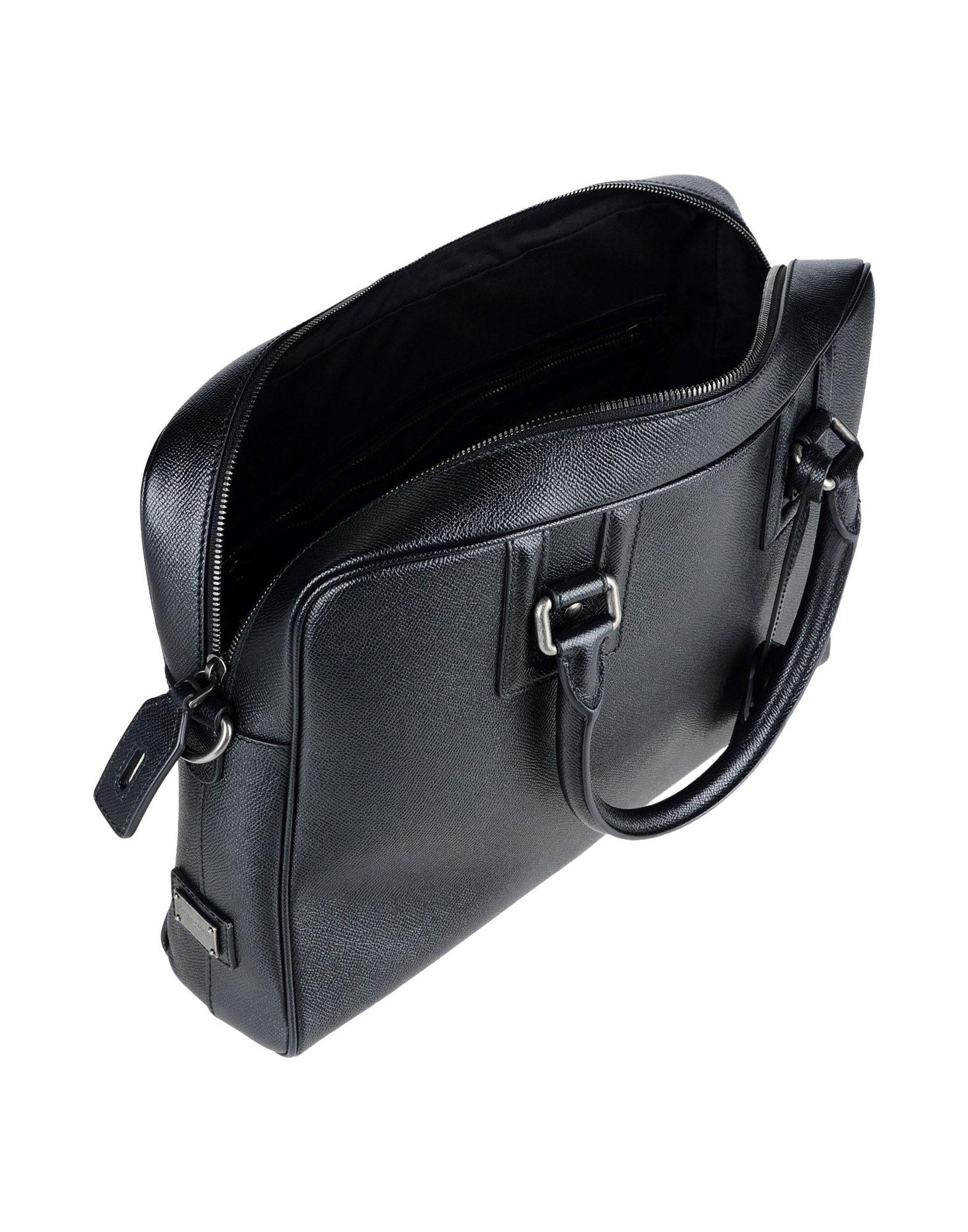 Lyst - Dolce   Gabbana Work Bags in Black for Men 66b4ecad299f7