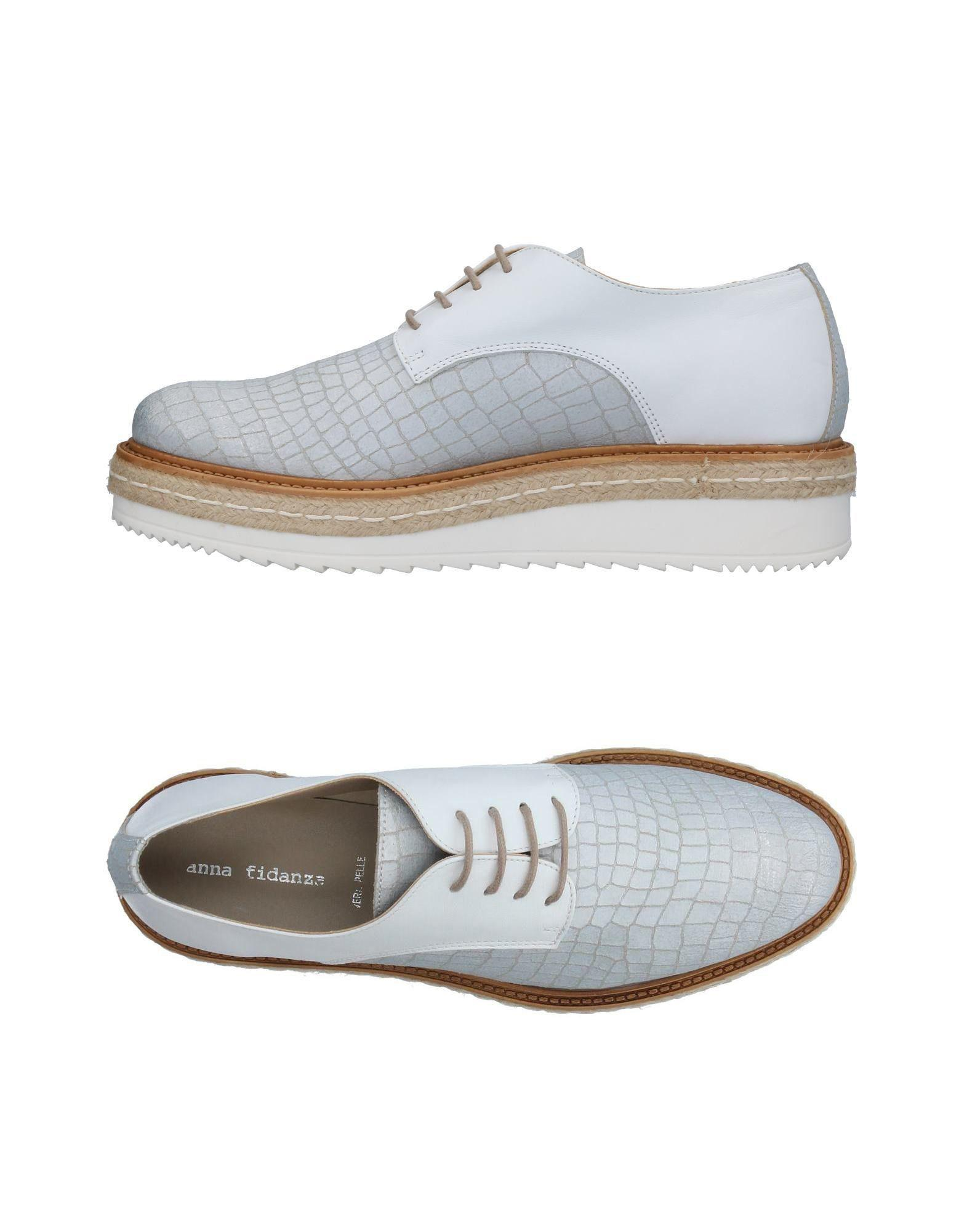 Anna Fidanza Chaussures À Lacets qCP0S3